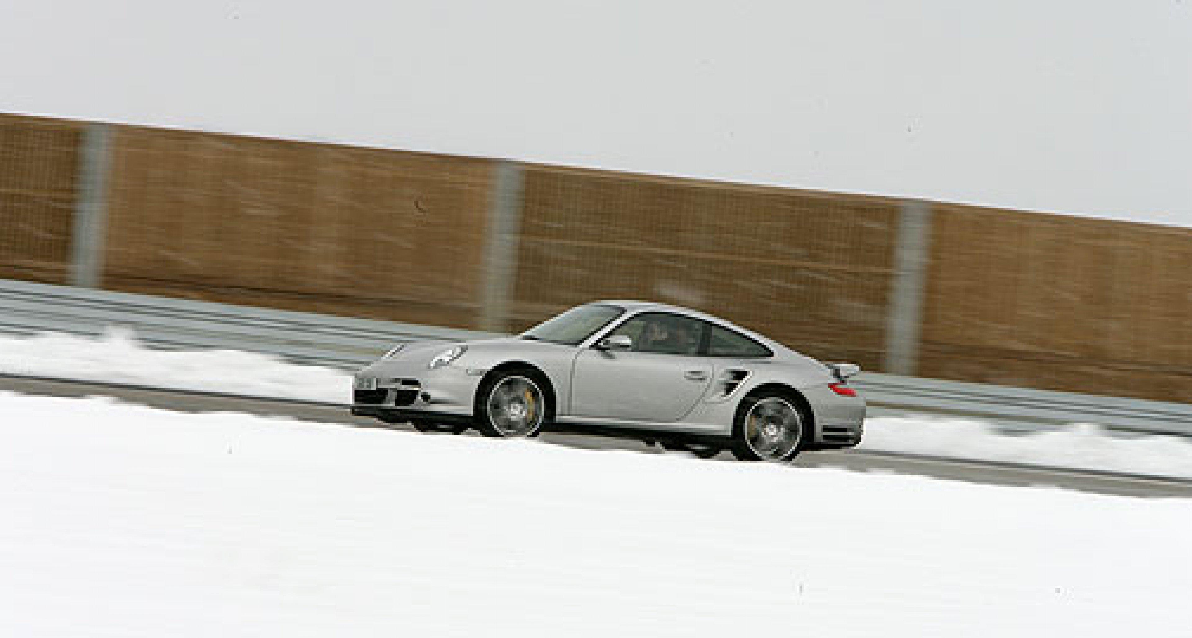Porsche 911 Turbo: Technik-Workshop