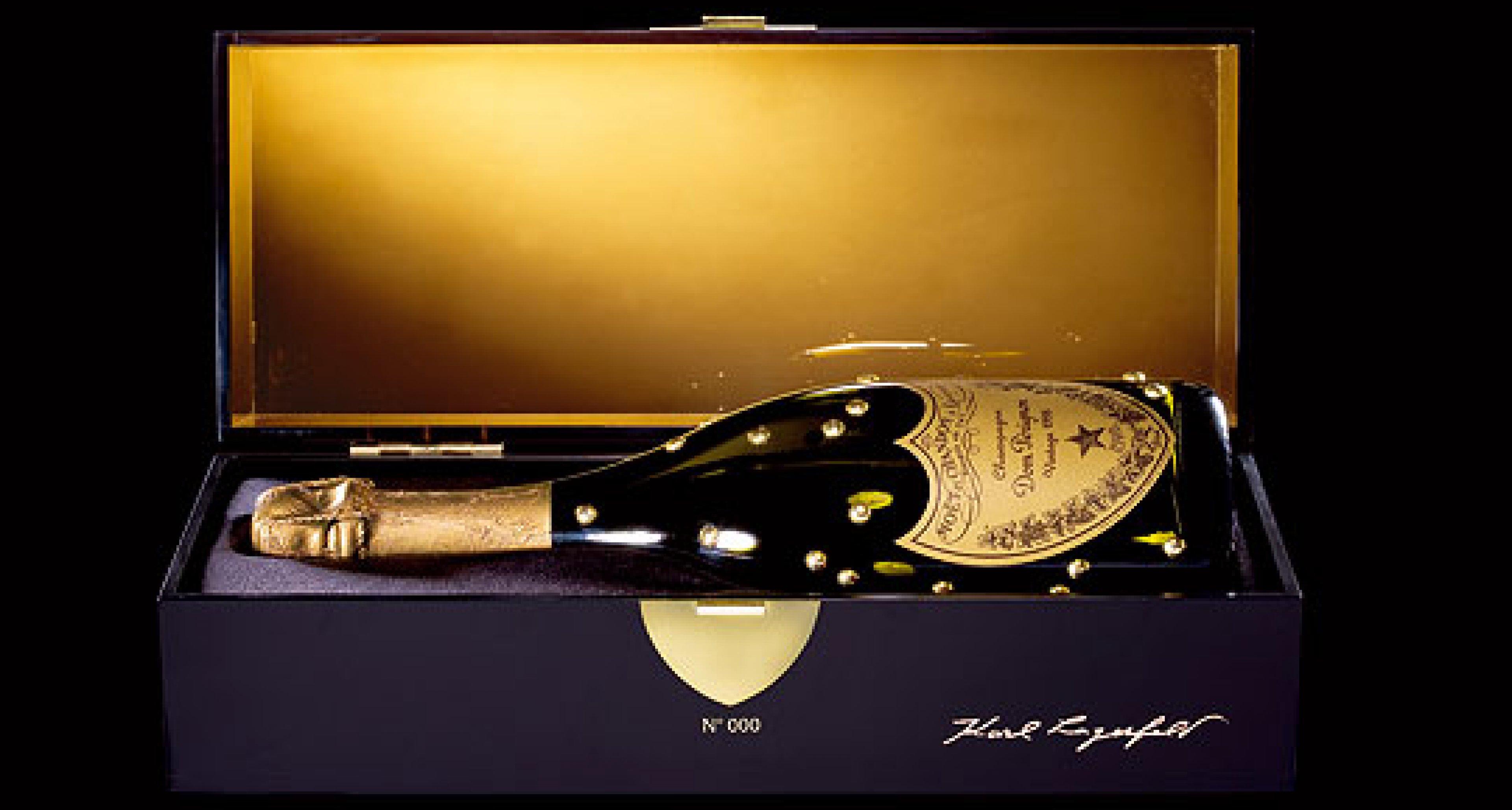 Dom Pérignon by Karl Lagerfeld