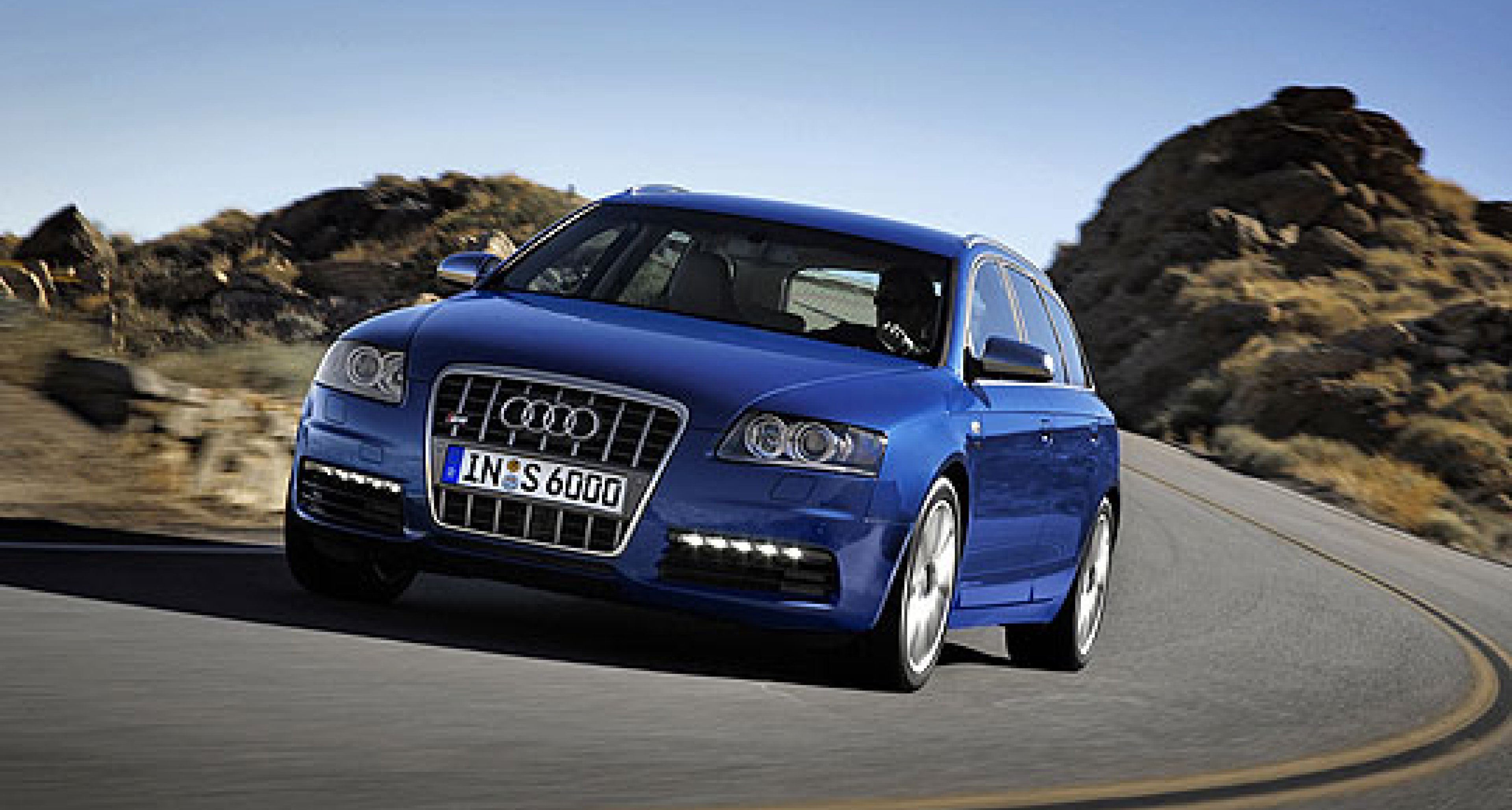 Audi S6 hits the showrooms