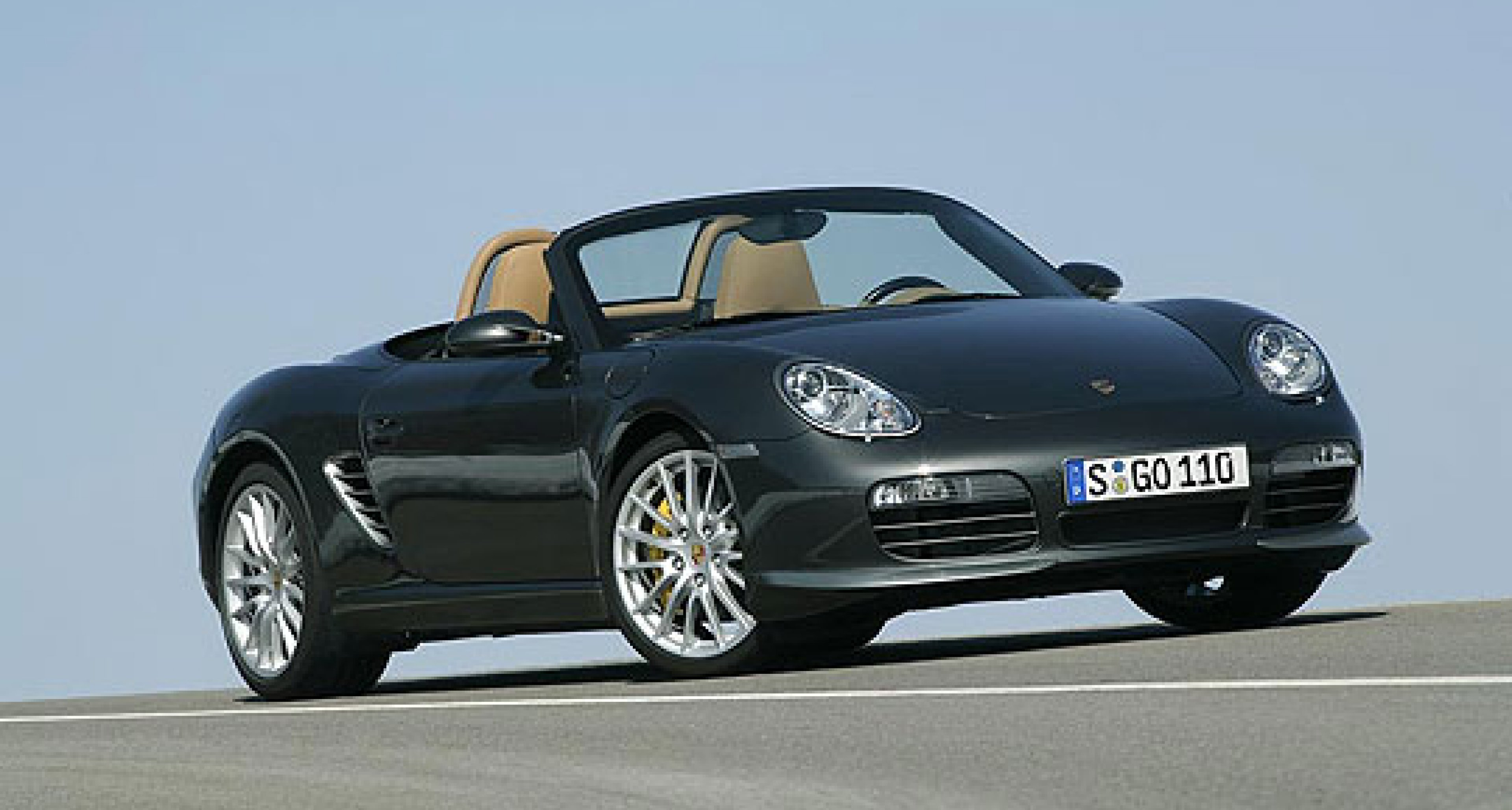 SportDesign  for the Porsche Boxster