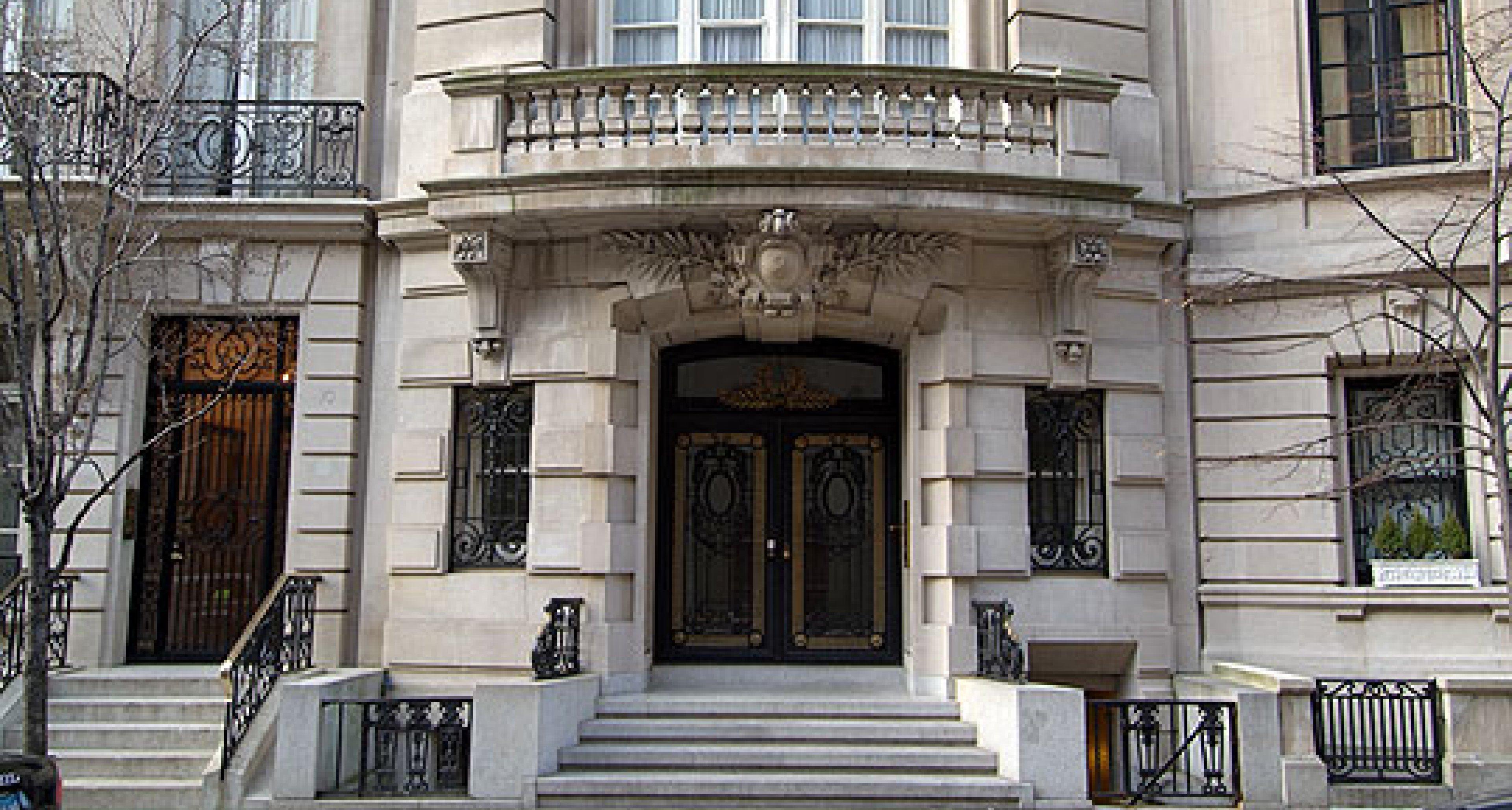 Duncan Mansion: NYC Stadtvilla