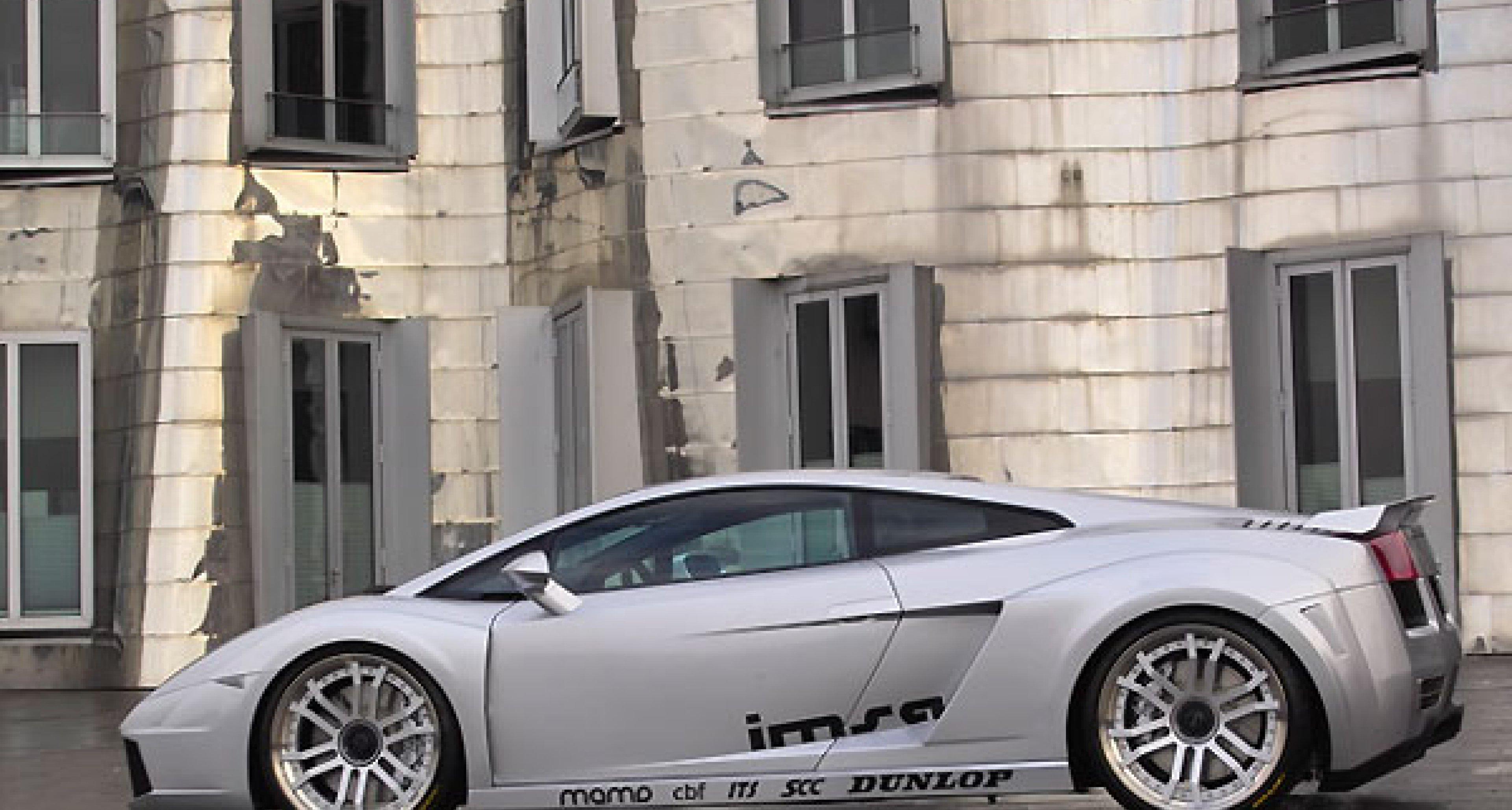 Imsa Gallardo GTV – Geheimwaffe