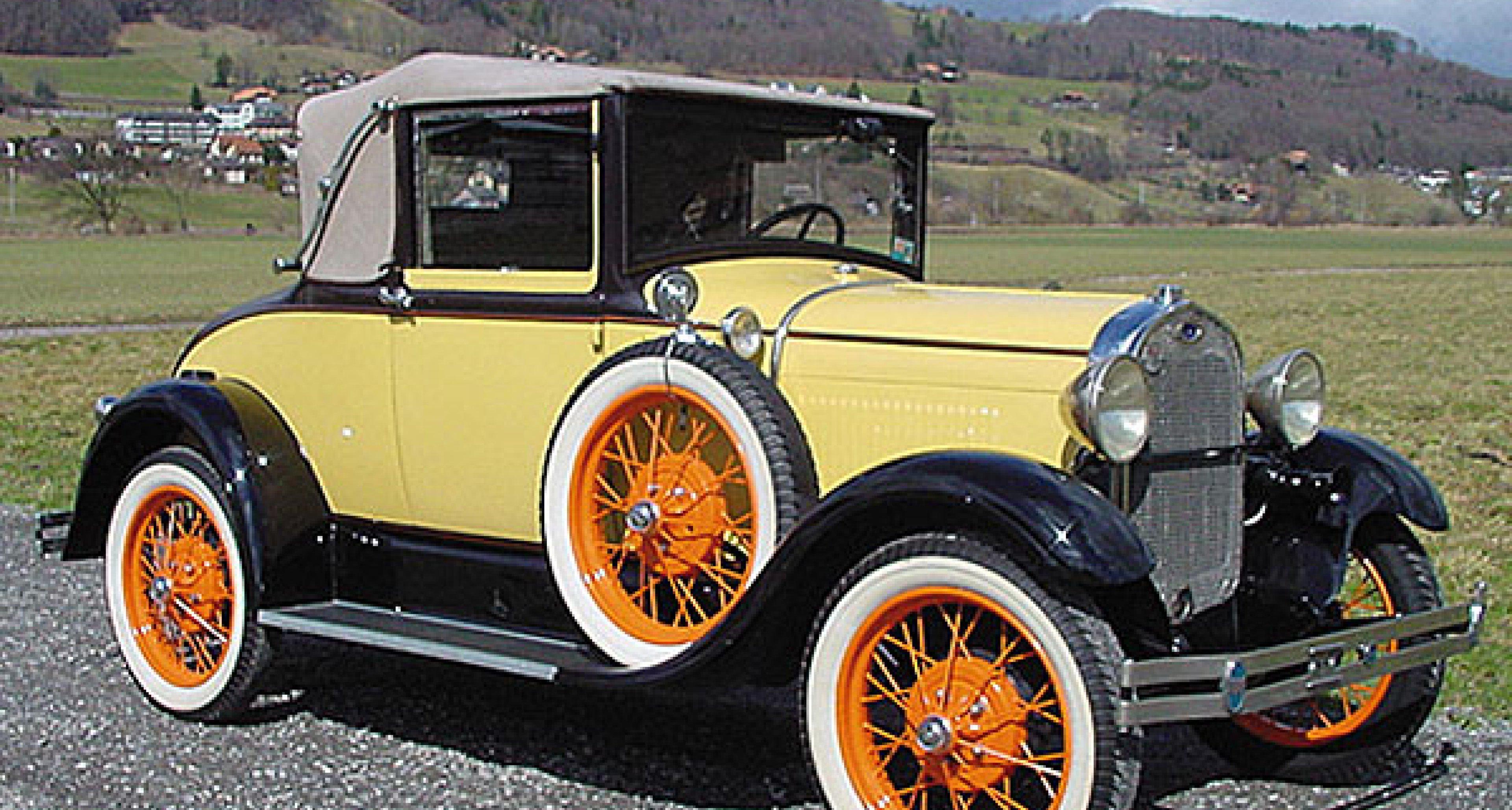 100 klassische Automobile 2006 - Vorschau