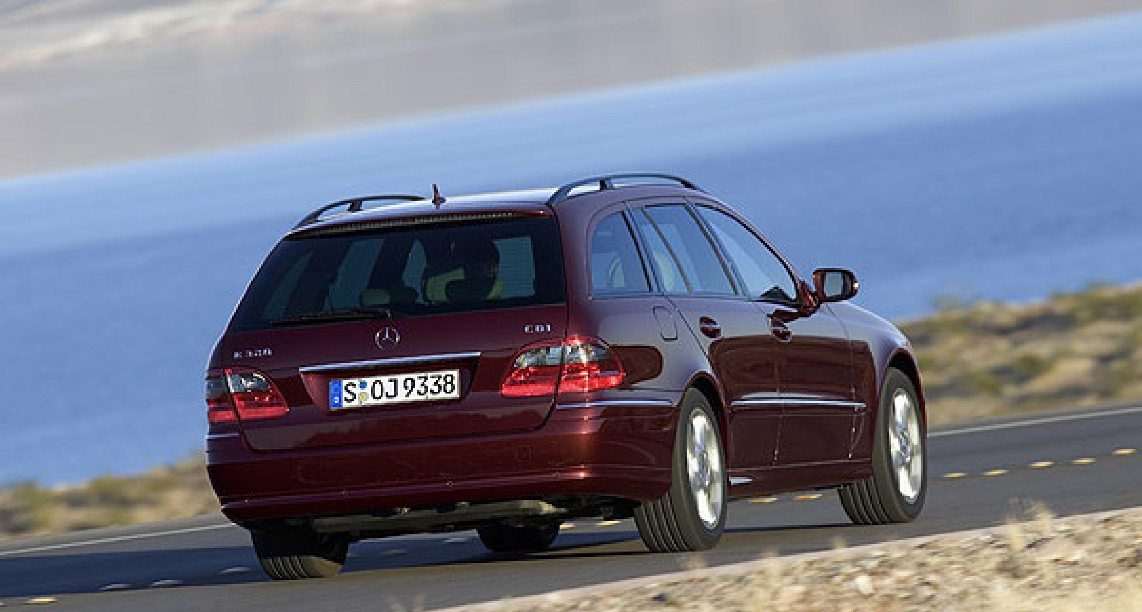 Mercedes-Benz E-Klasse: Neuauflage