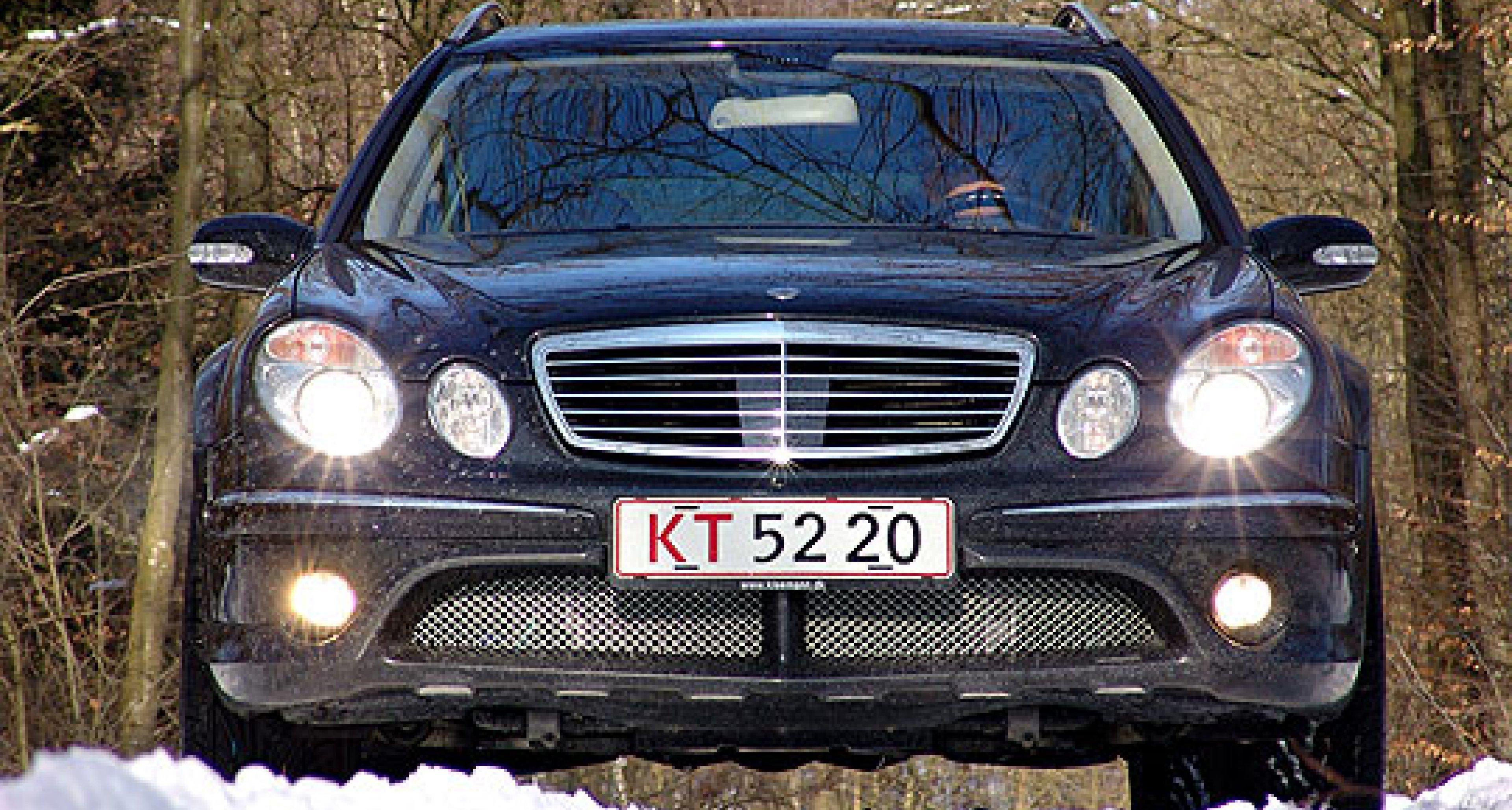 Kleemann ML50K S8 und E50KCC