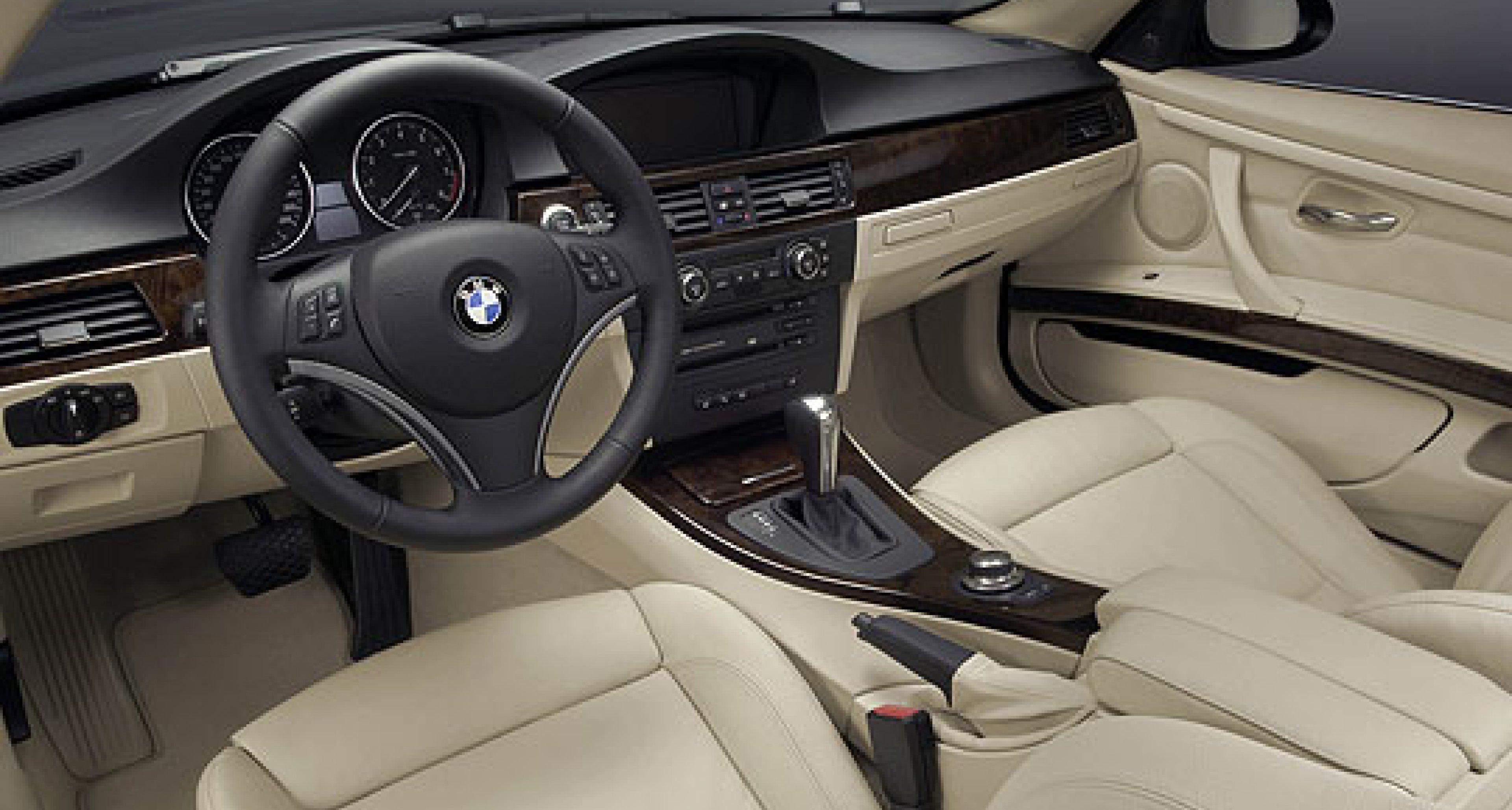 Neues BMW 3er Coupé