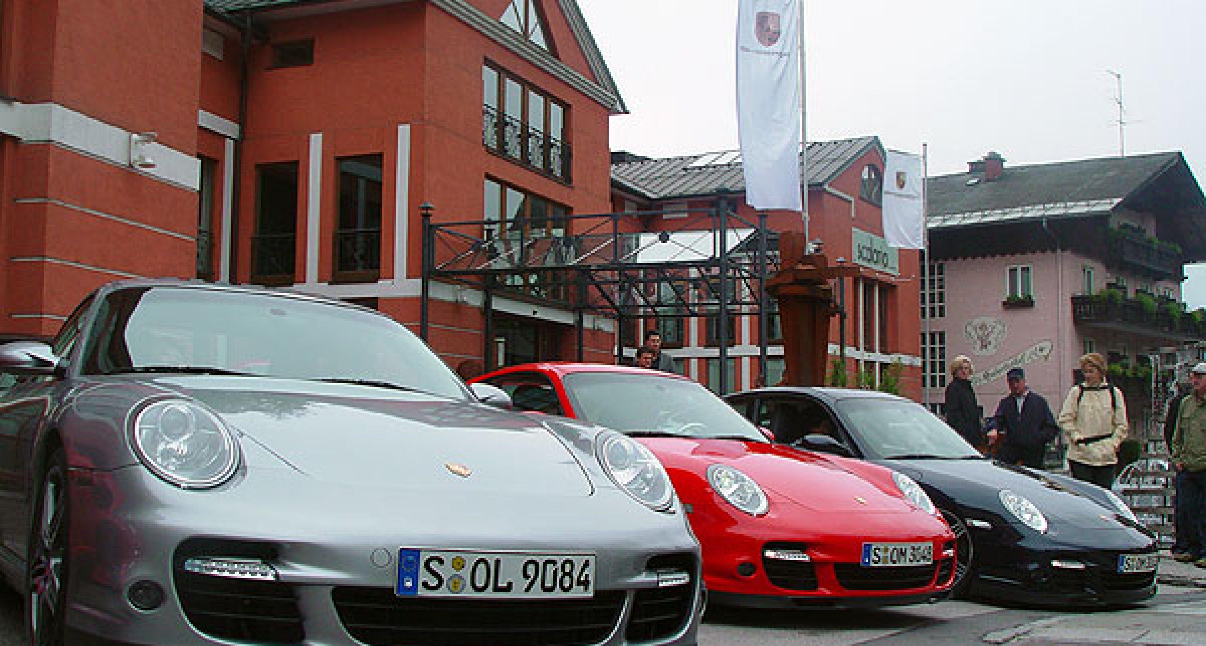 Das Porsche-Meeting der besonderen Art