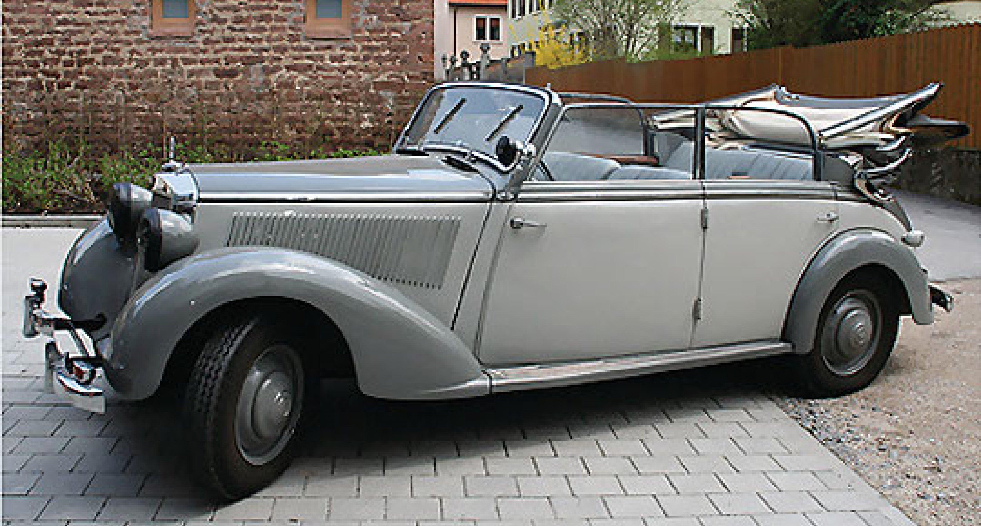 Seidel Automobilia Auktion Ladenburg 2006 - Vorschau