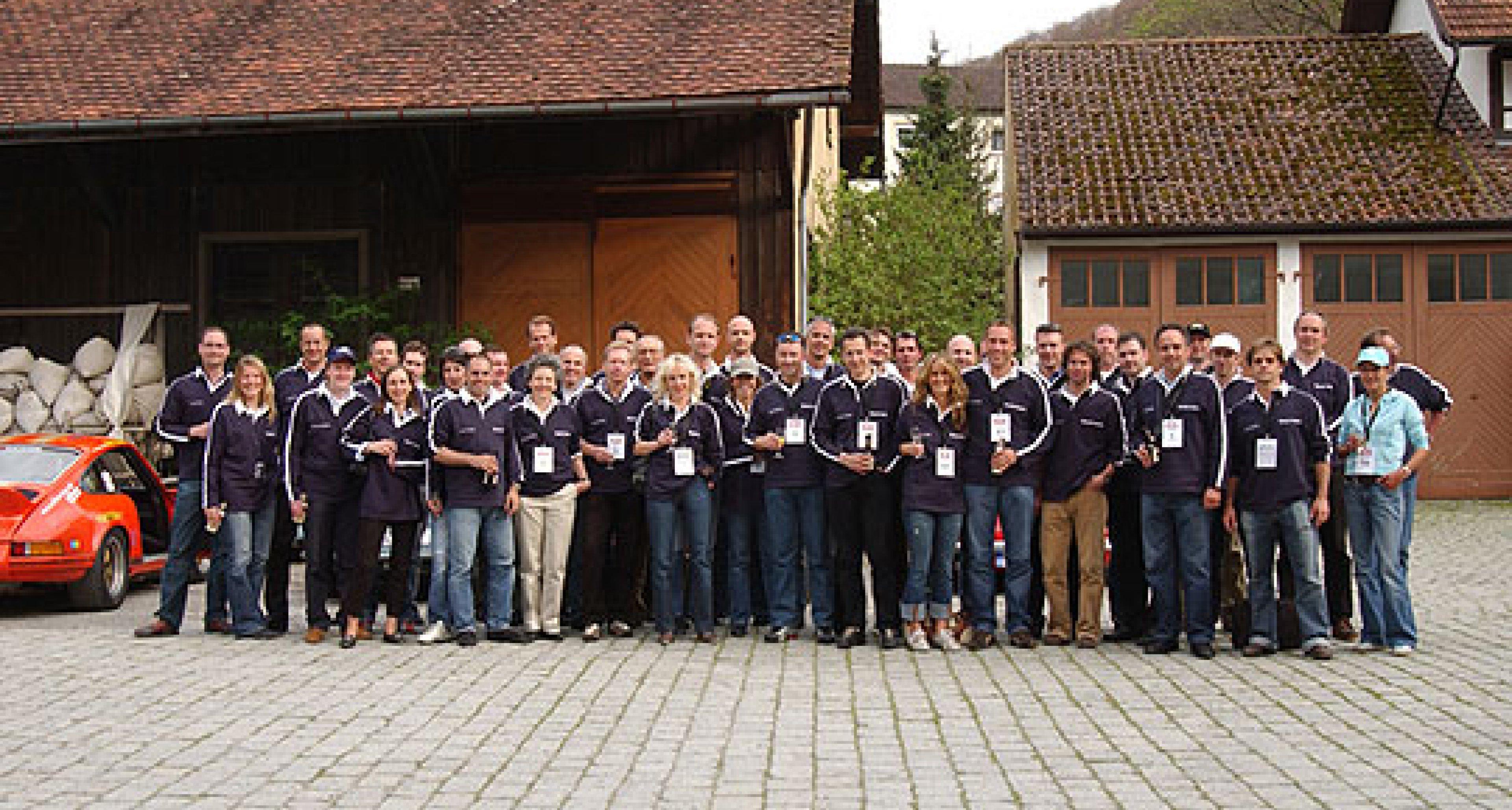 Executive Rallye 2006 – Eine Zeitreise der besonderen Art