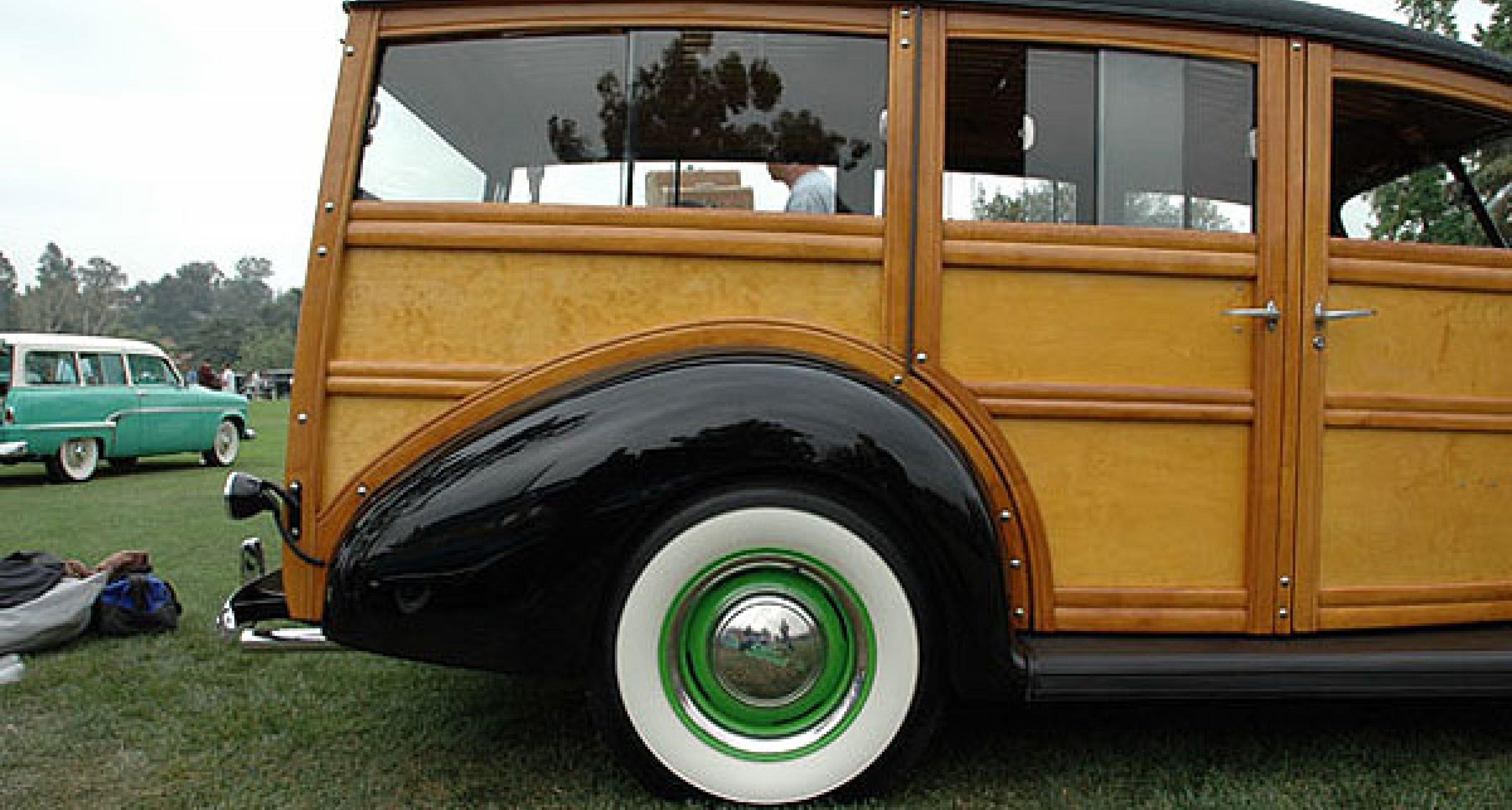 Los Angeles Concours d'Elegance 2006
