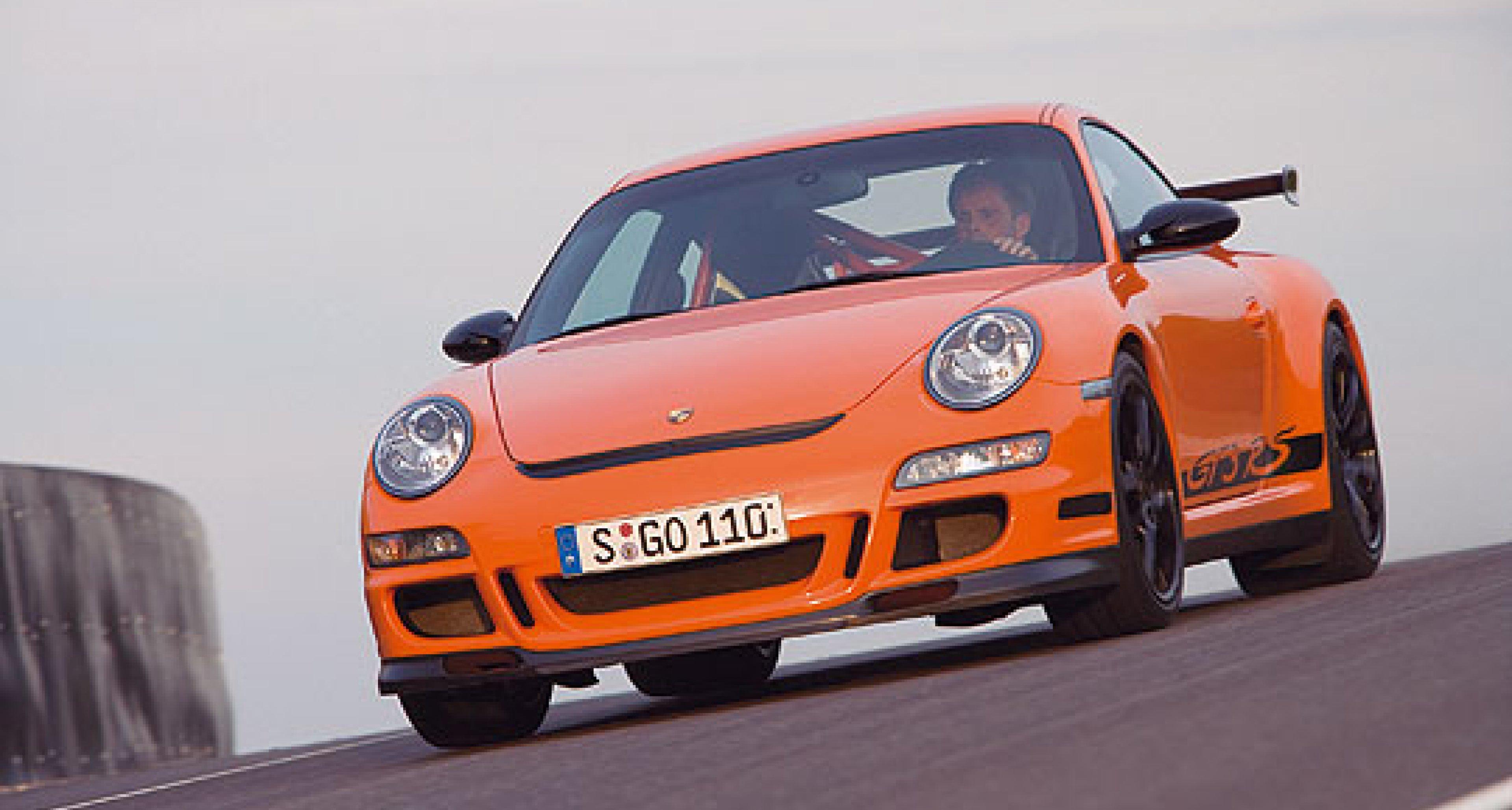 Porsche 911 GT3 RS – Traditionssportler