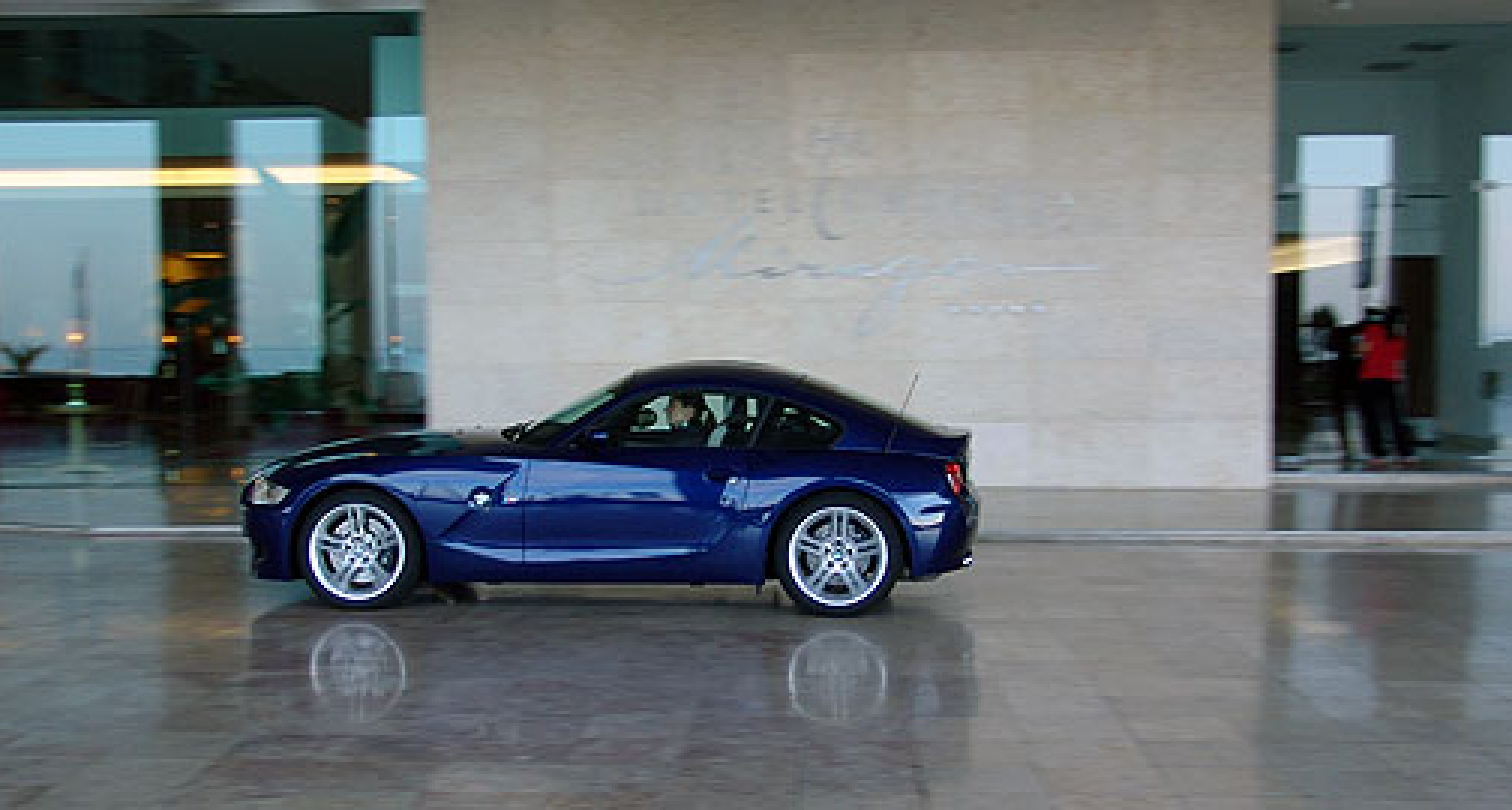 BMW Z4 M Coupé