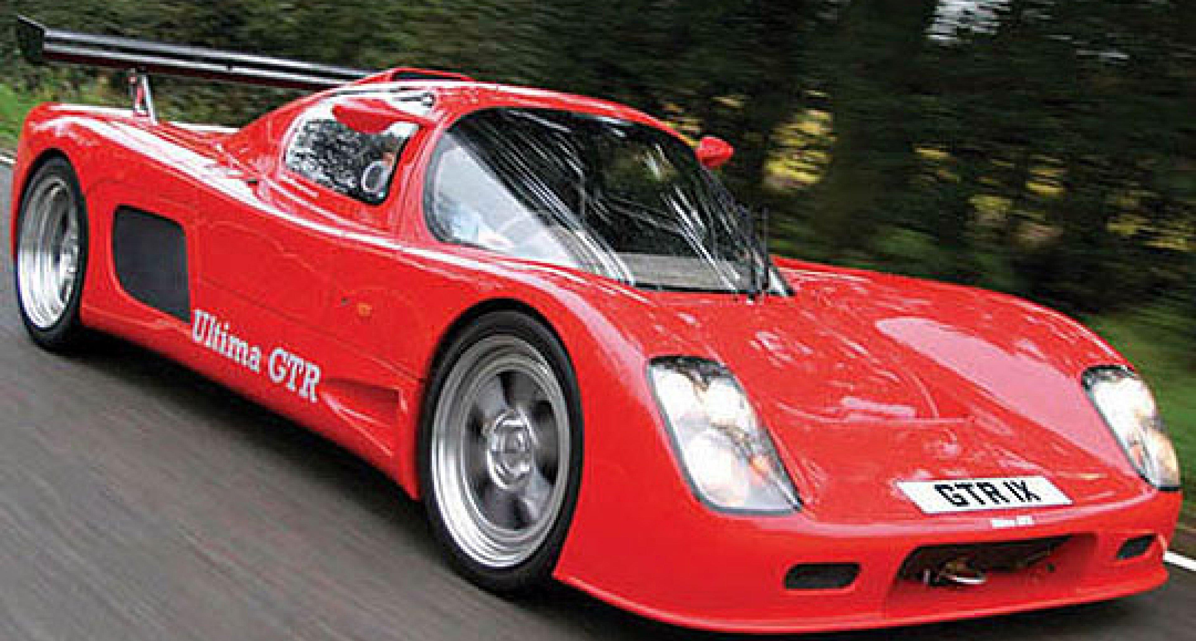 Neuer Sprintweltrekord: Ultima GTR720