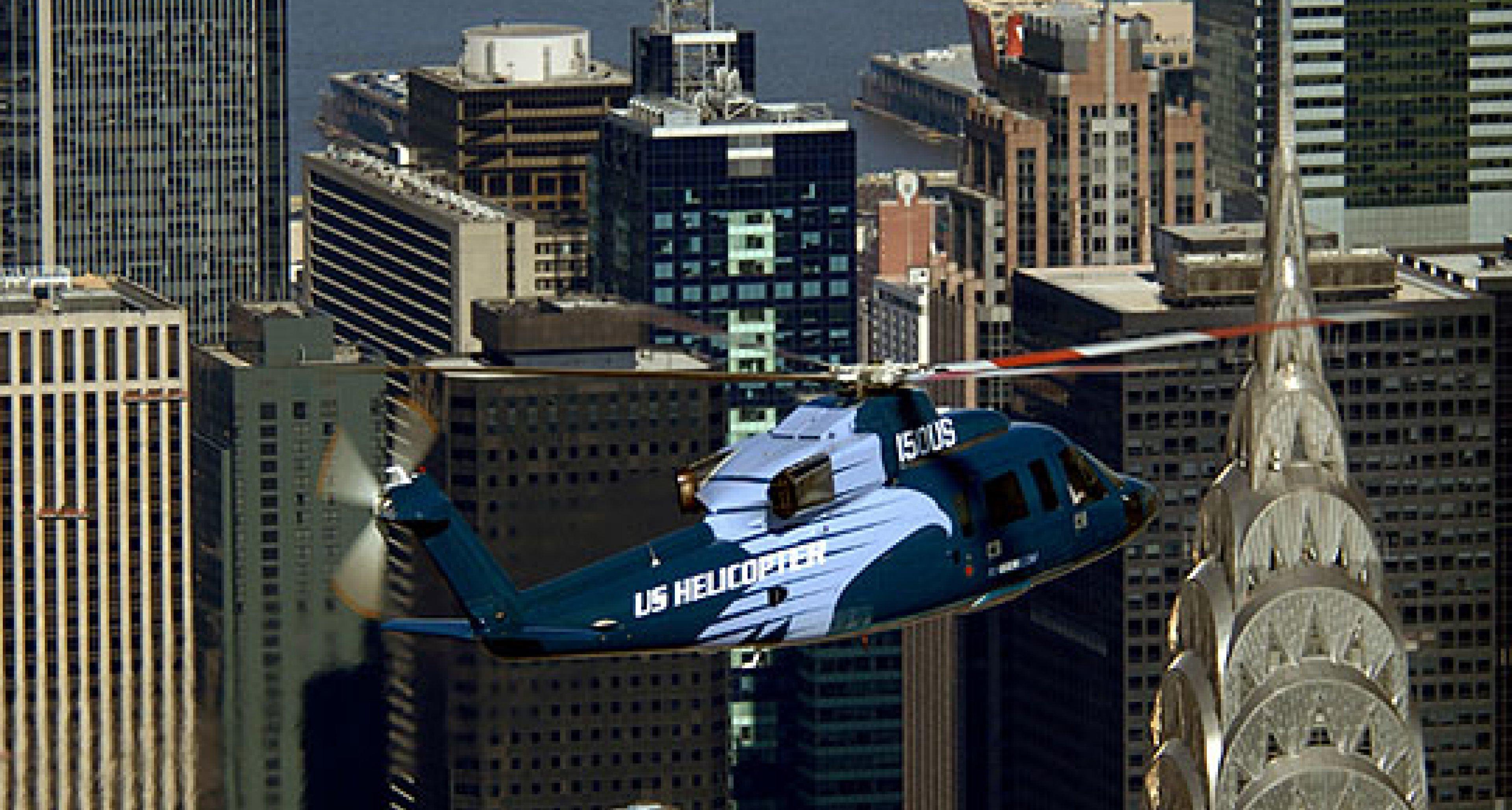 New York City Airbus