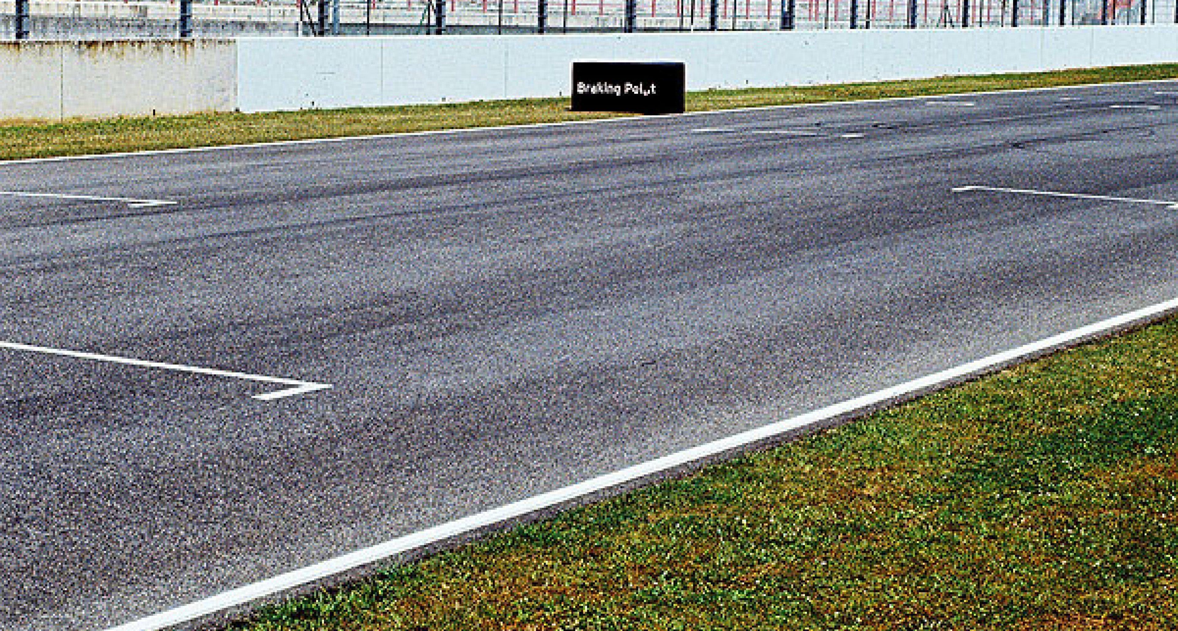 Lamborghini Murciélago LP640 - on the track