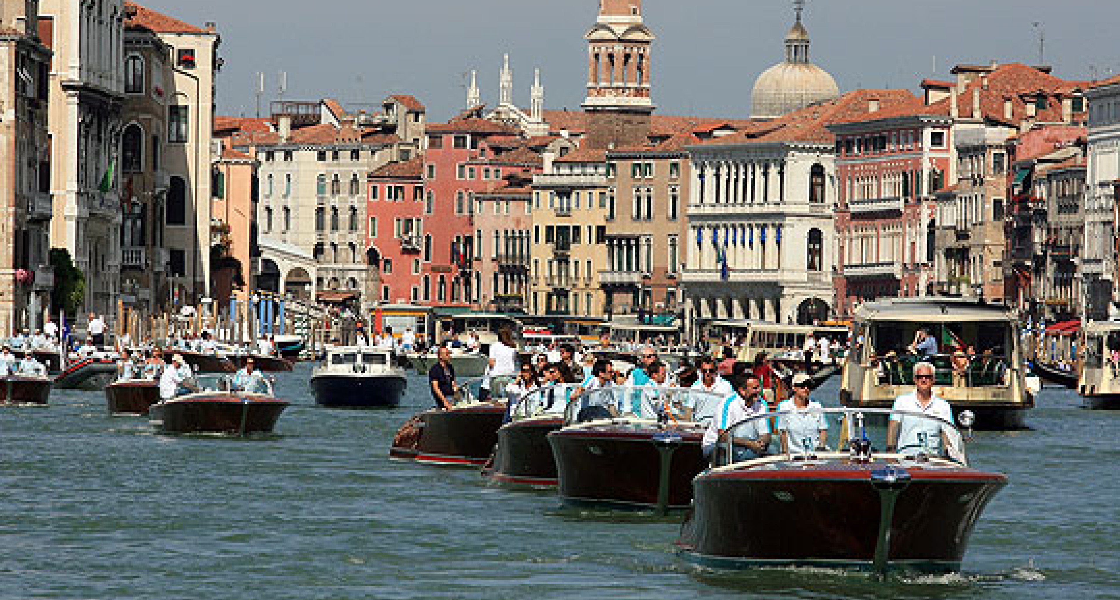 Riva on the  Grand Canal