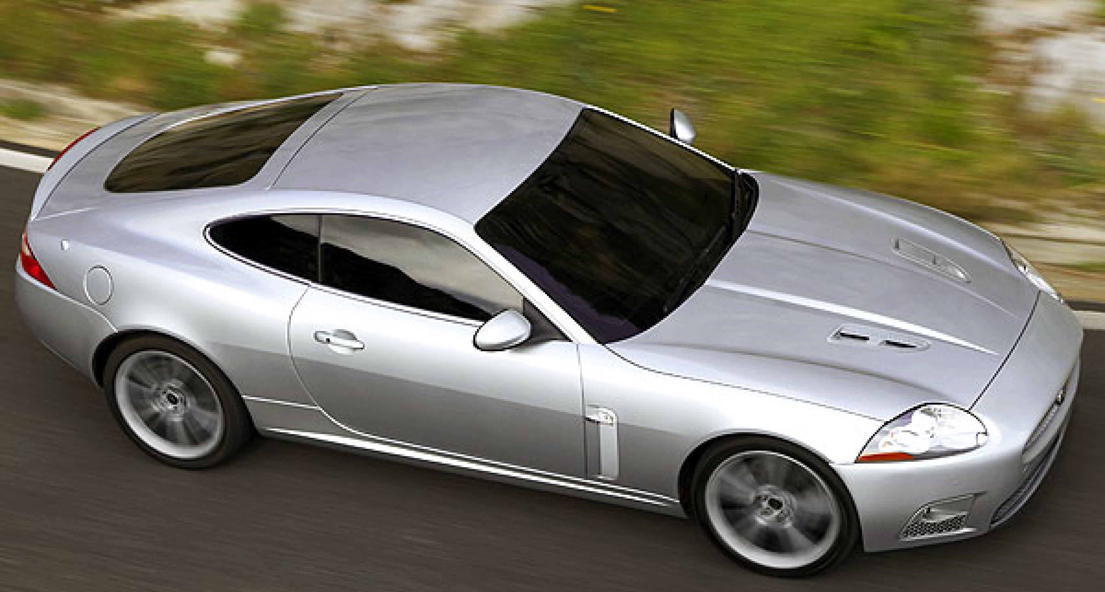 Jaguar XKR to debut in London