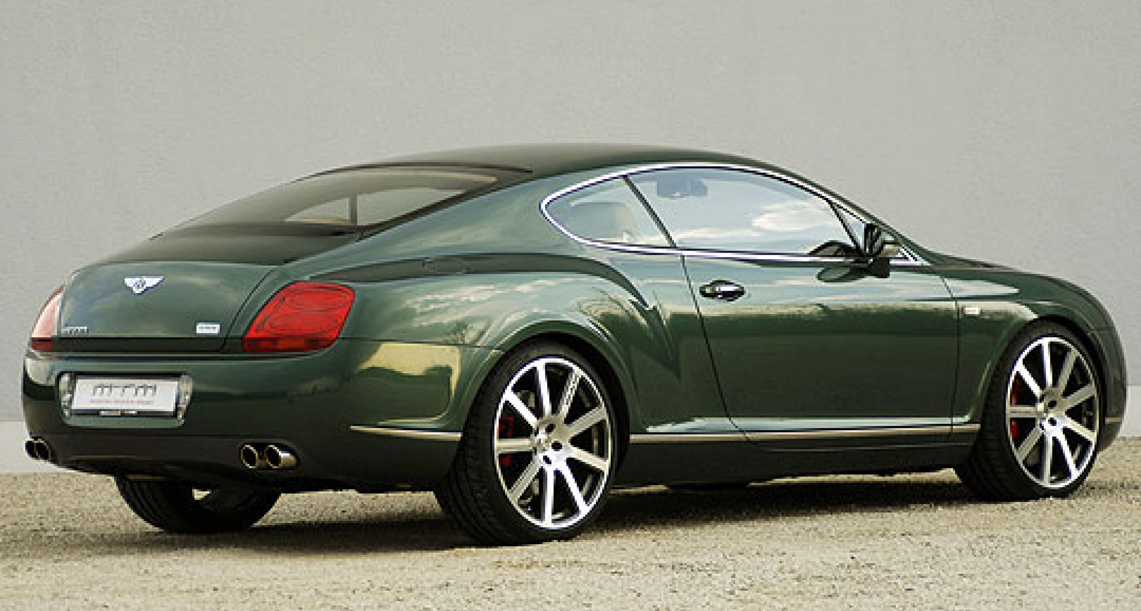 "Bentley Continental GT ""Birkin Edition"" from MTM"