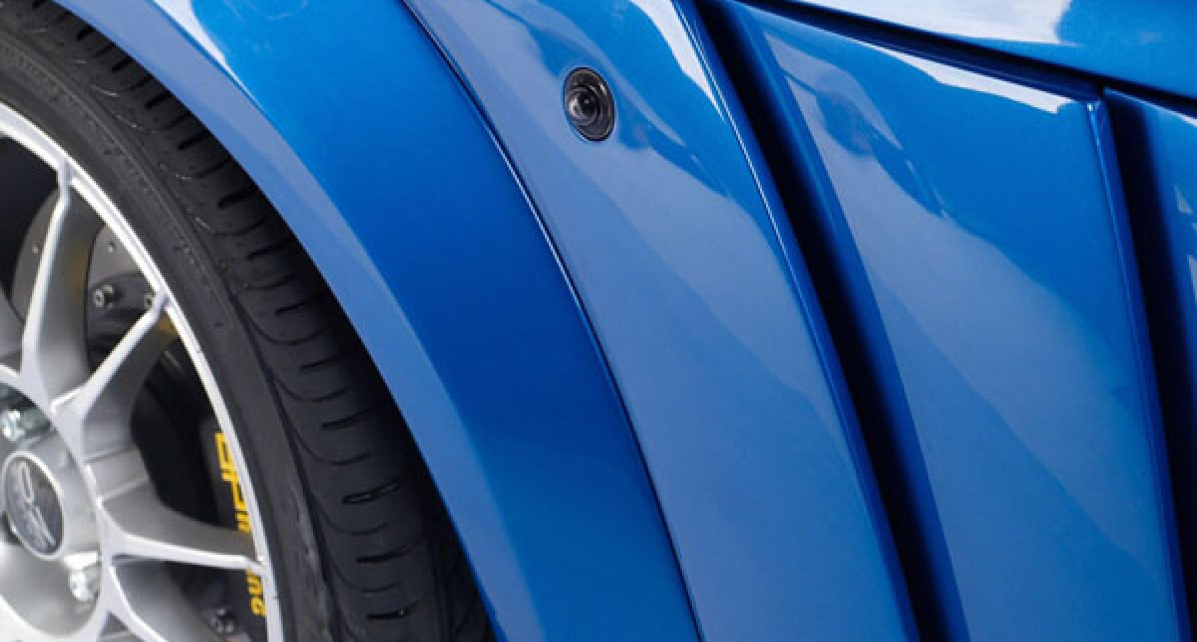 Made in the UK: Marcos GTC & R/T Targa