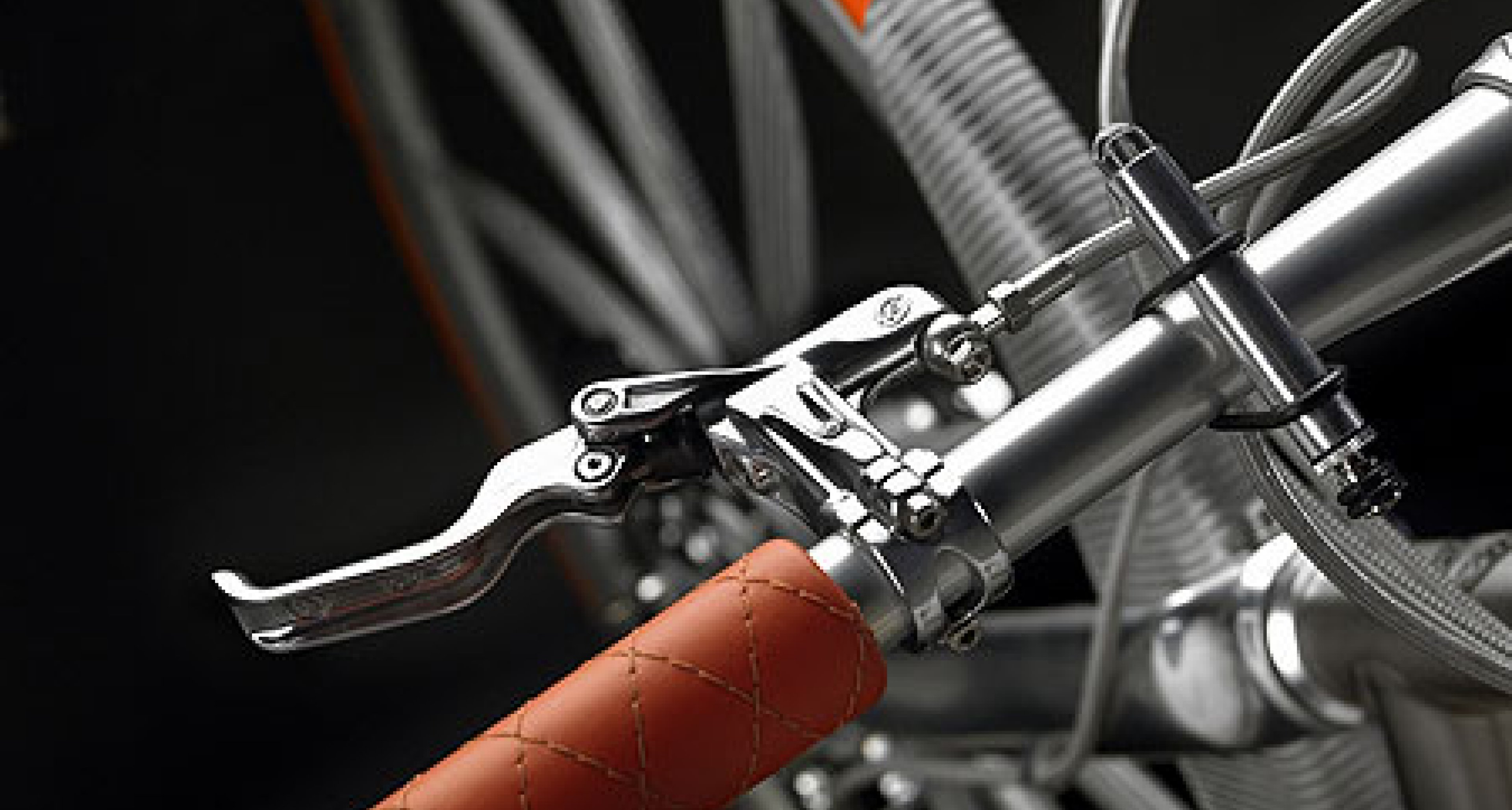 Spyker Aeroblade - Individuality on two wheels