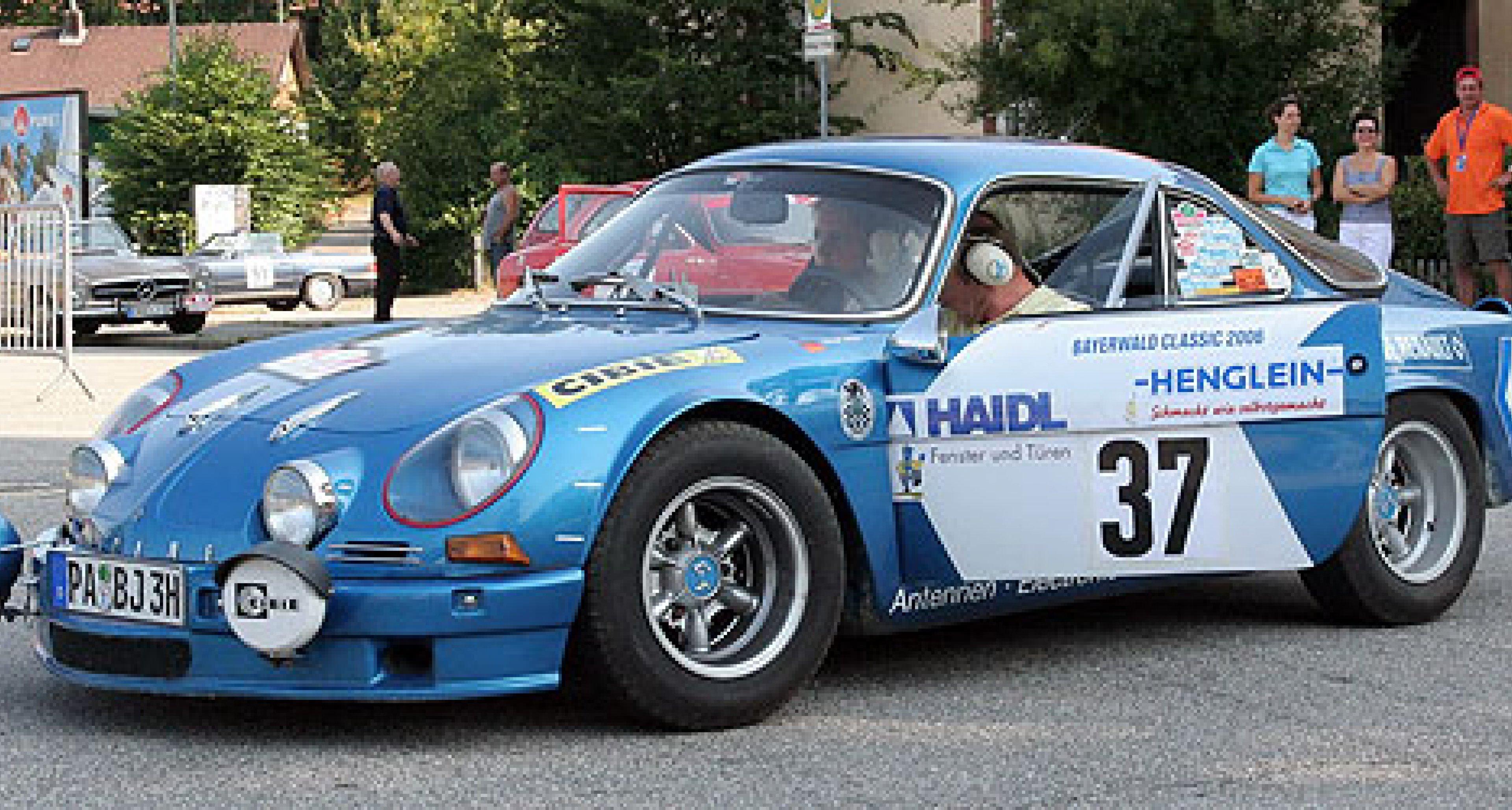 2. Bayerwald-Rallye Classic