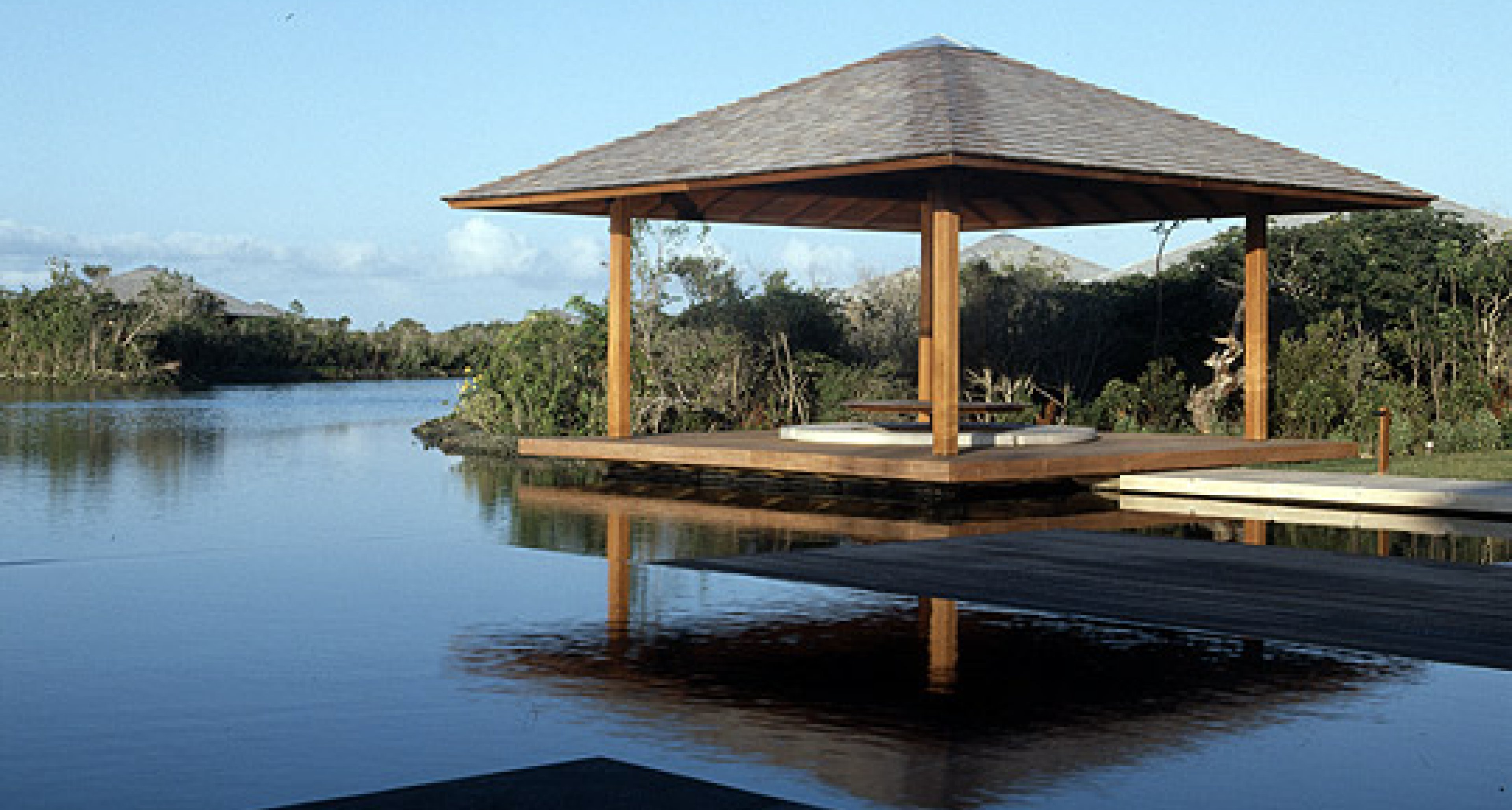 Peaceful Paradise: The Amanyara Resort