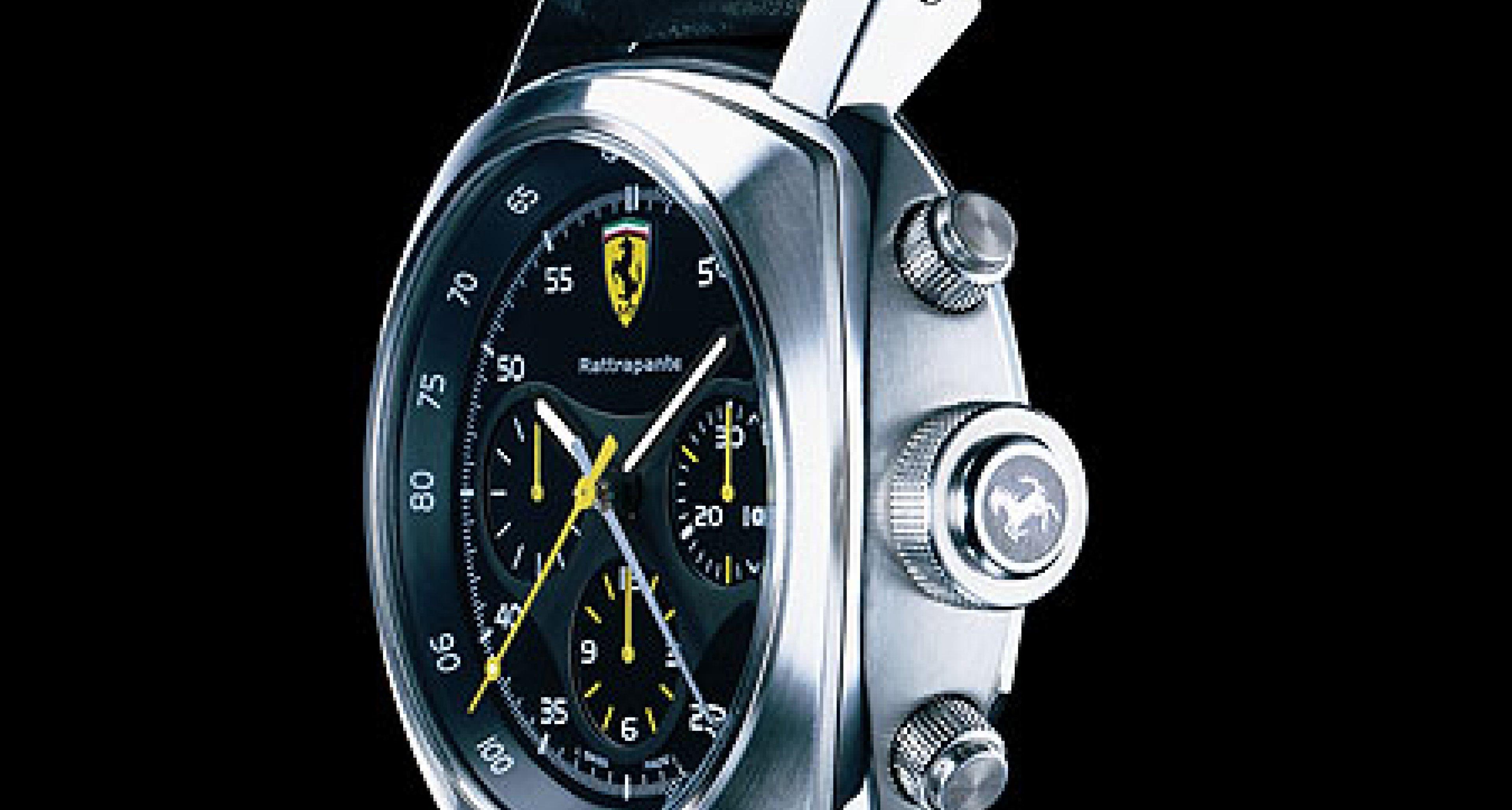 Panerai für Ferrari: Im Zeichen des Cavallino Rampante