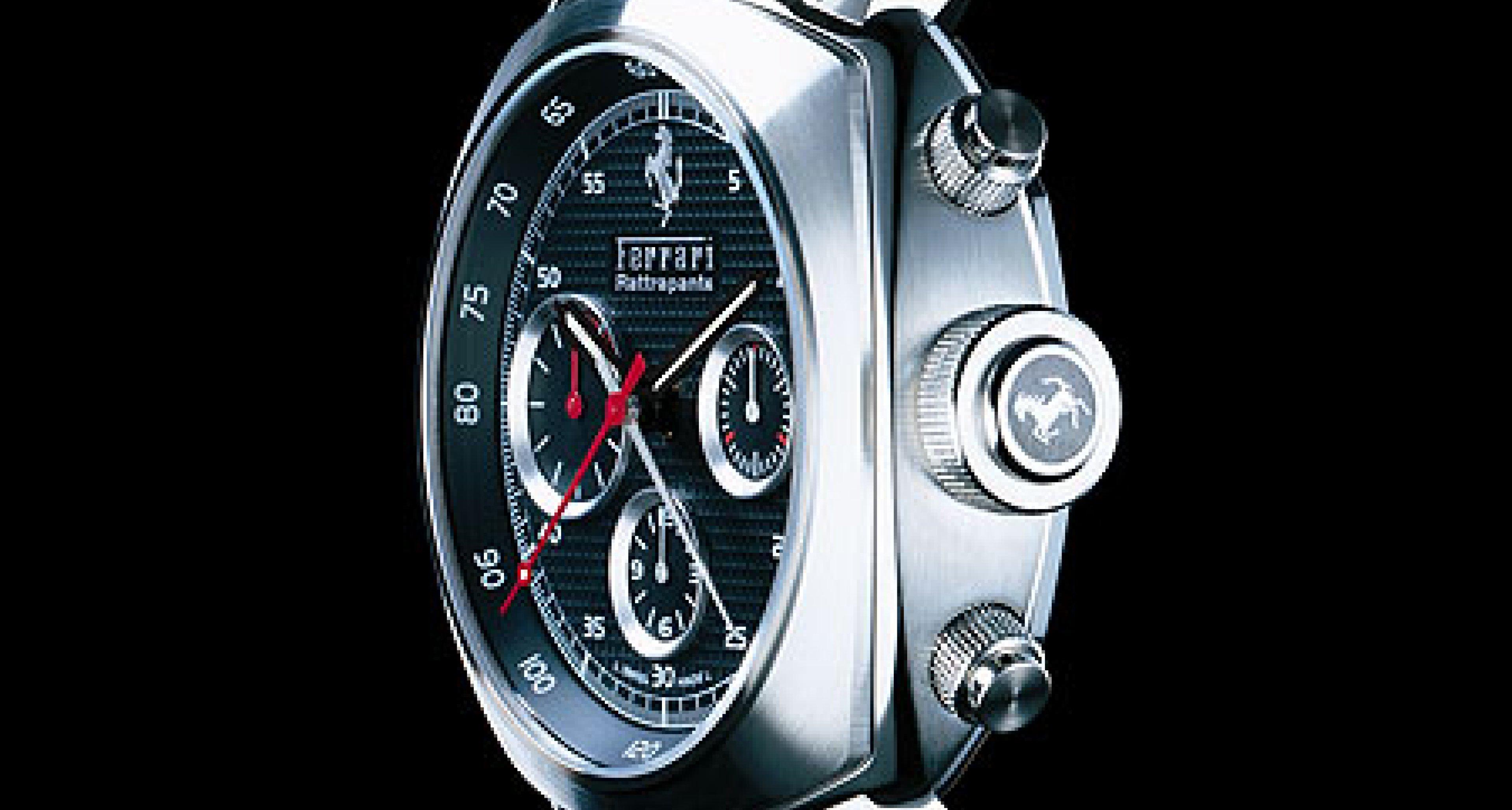 New Ferrari Panerai watches