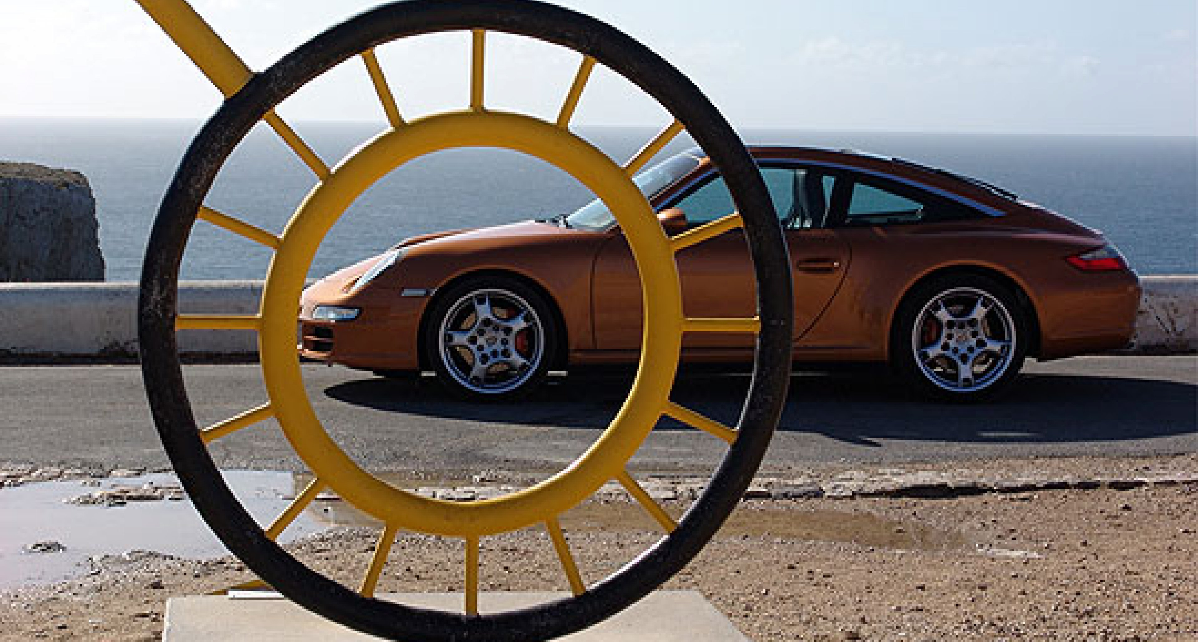 Porsche 911 Targa 4S (2)