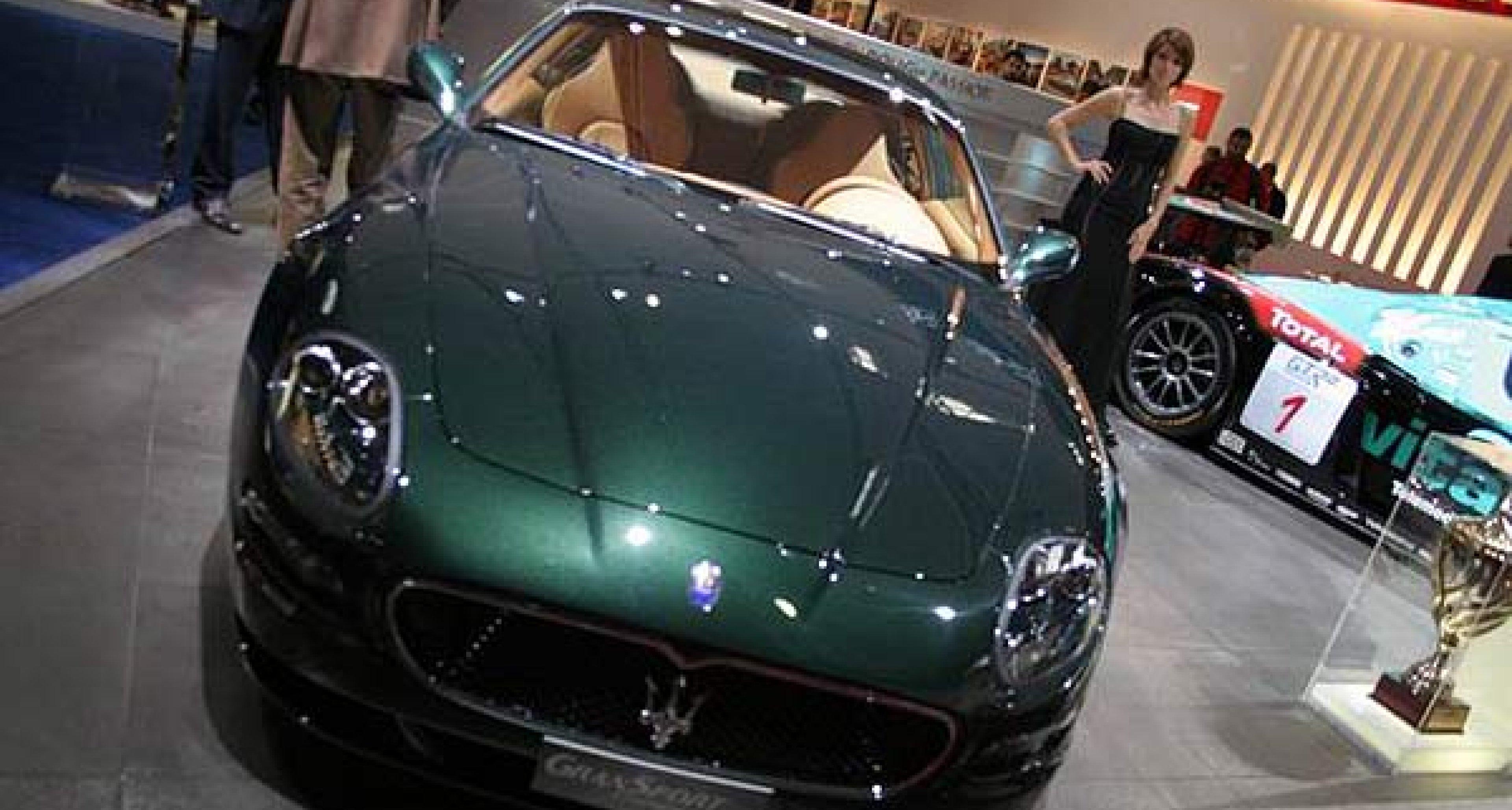 Paris Motor Show 2006