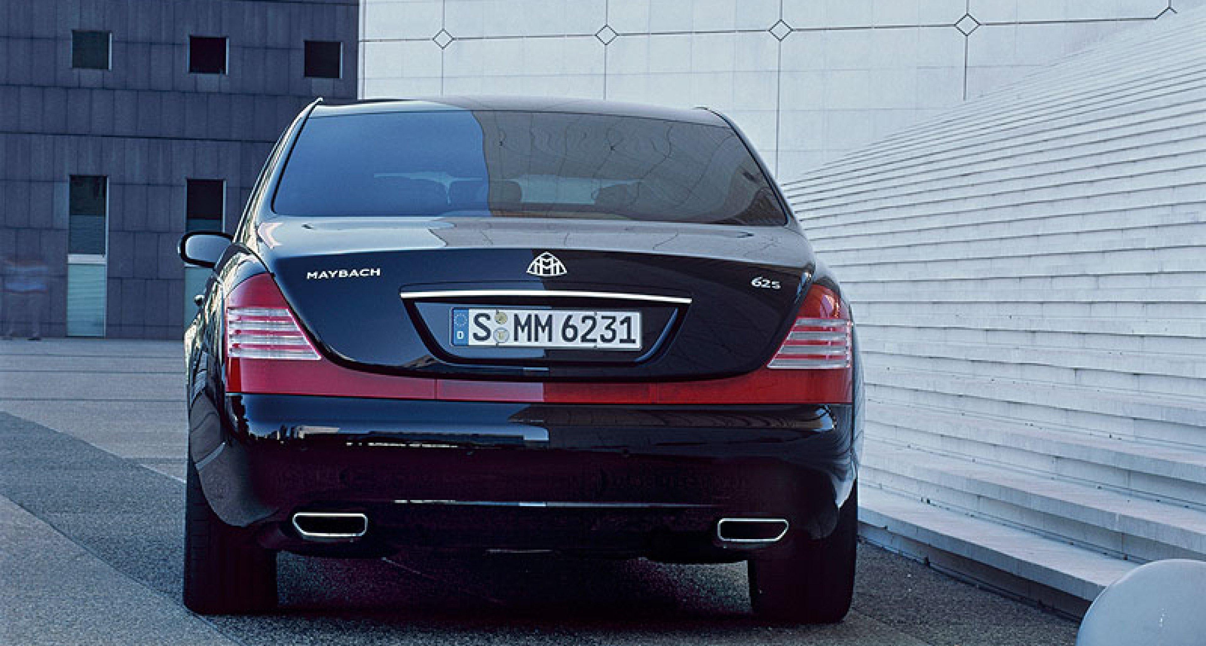 Maybach 62 S – für sportliche Chauffeure