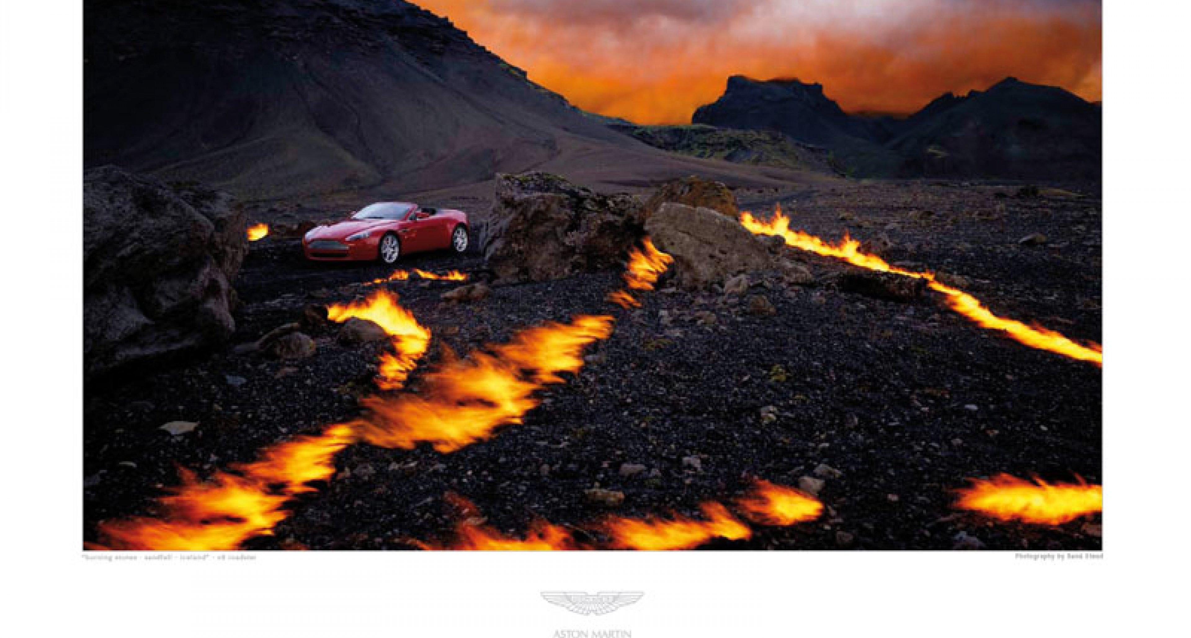 """""""Fire and Ice"""" in Iceland"""
