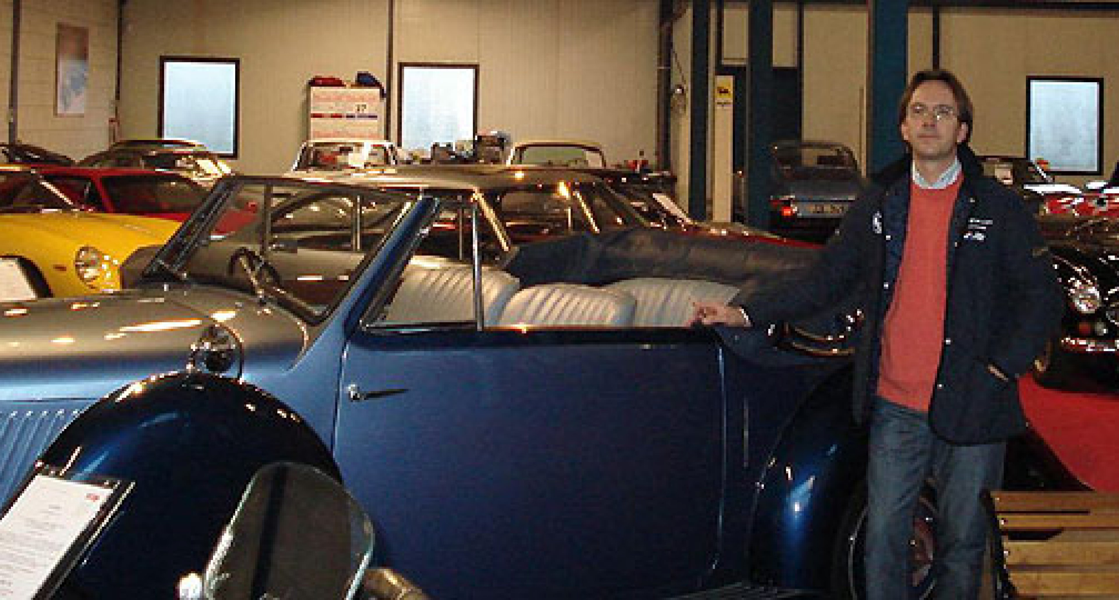 Classic Driver Dealer: Very Superior Old  Cars