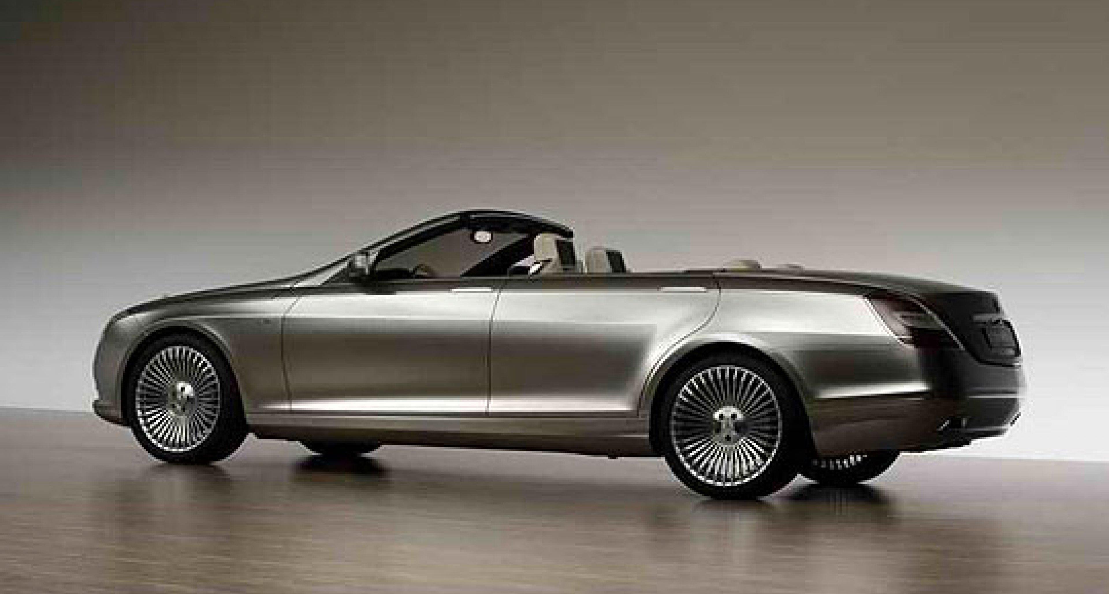 Mercedes-Benz Concept Ocean Drive design study