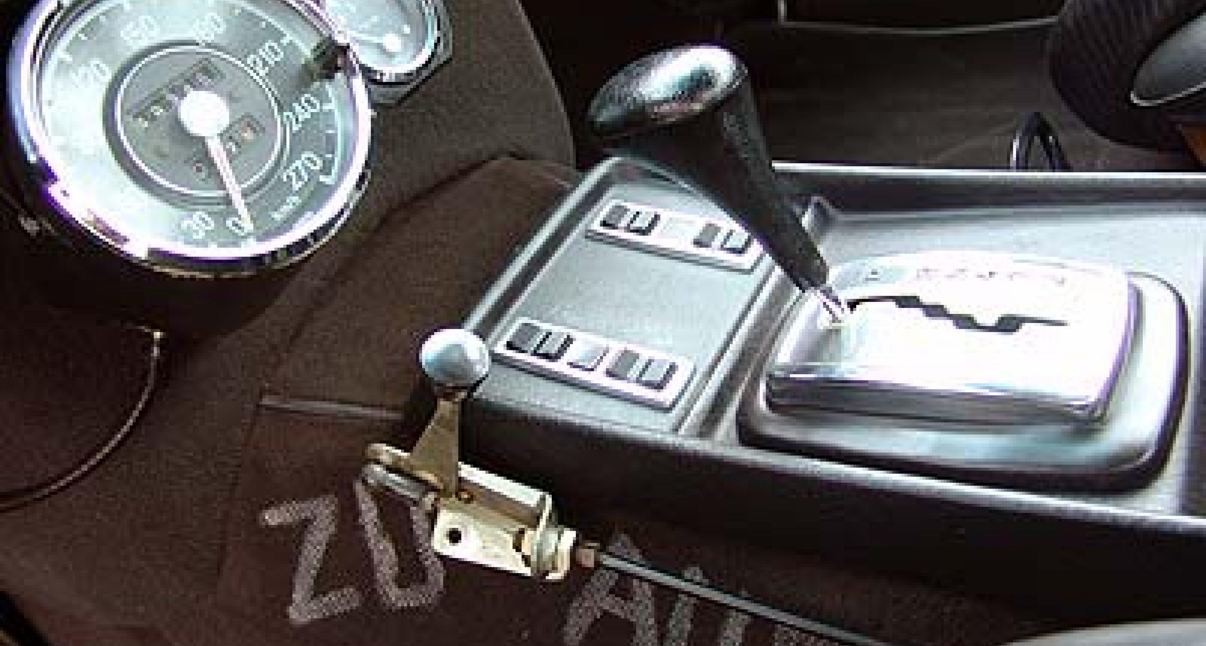 Mercedes-Benz 300 SEL 6.3 (6.9) Tourenwagen (2)