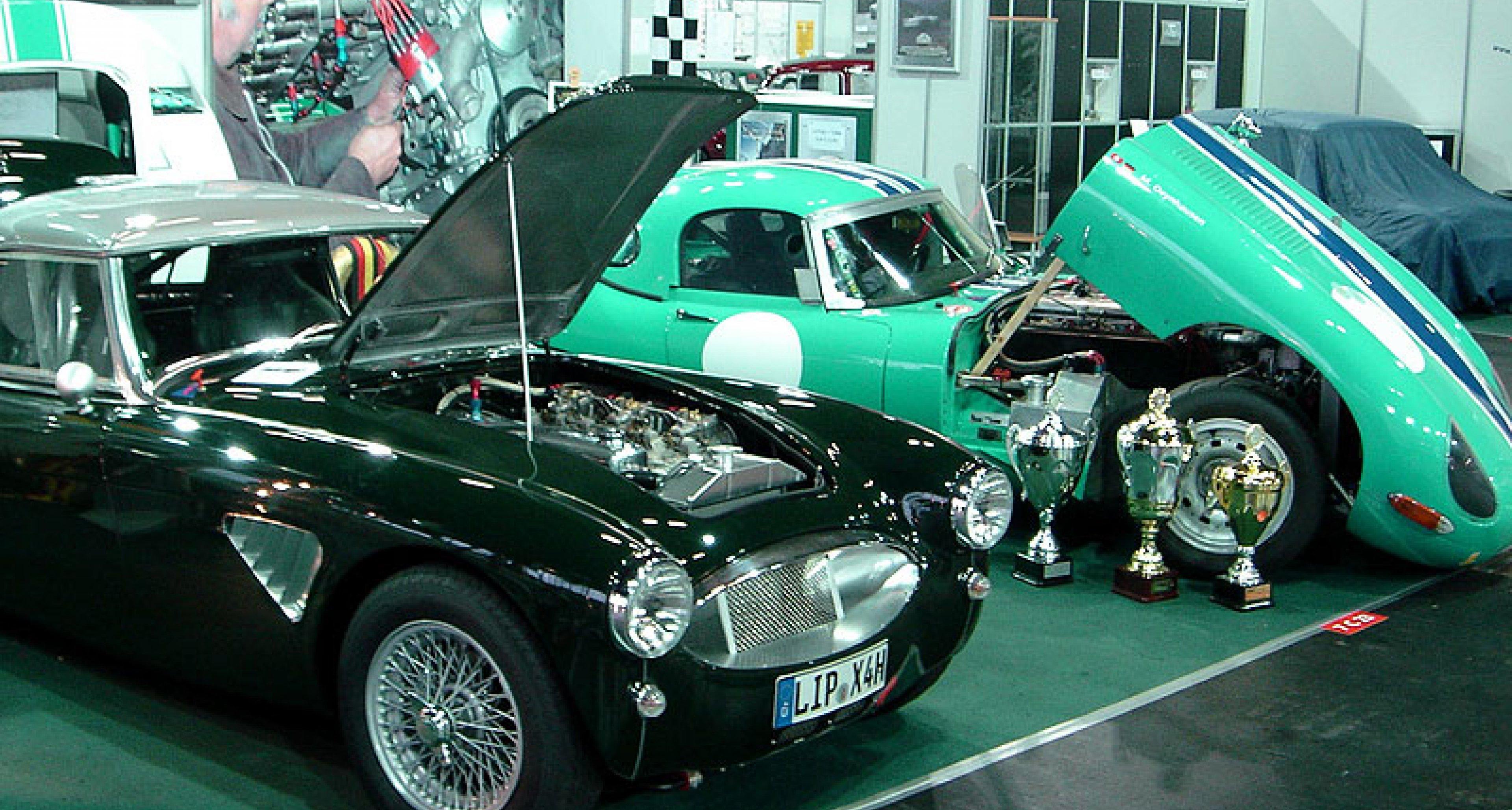 Bremen Classic Motorshow 2007: Rundes Konzept und breites Spektrum