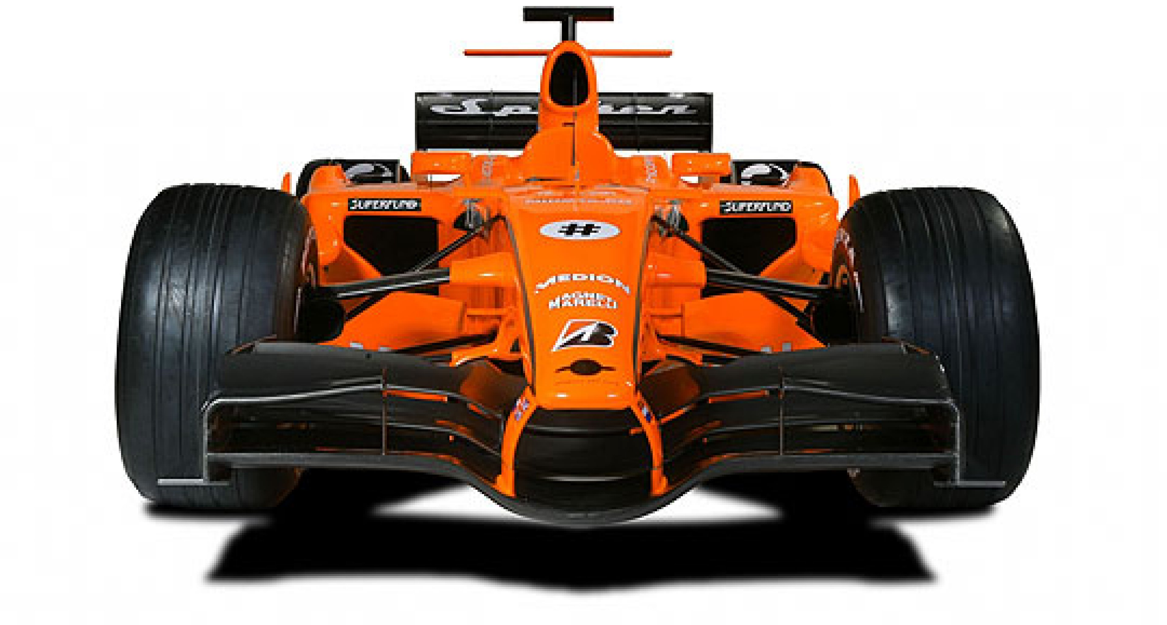 New Spyker Formula 1 launched at Silverstone