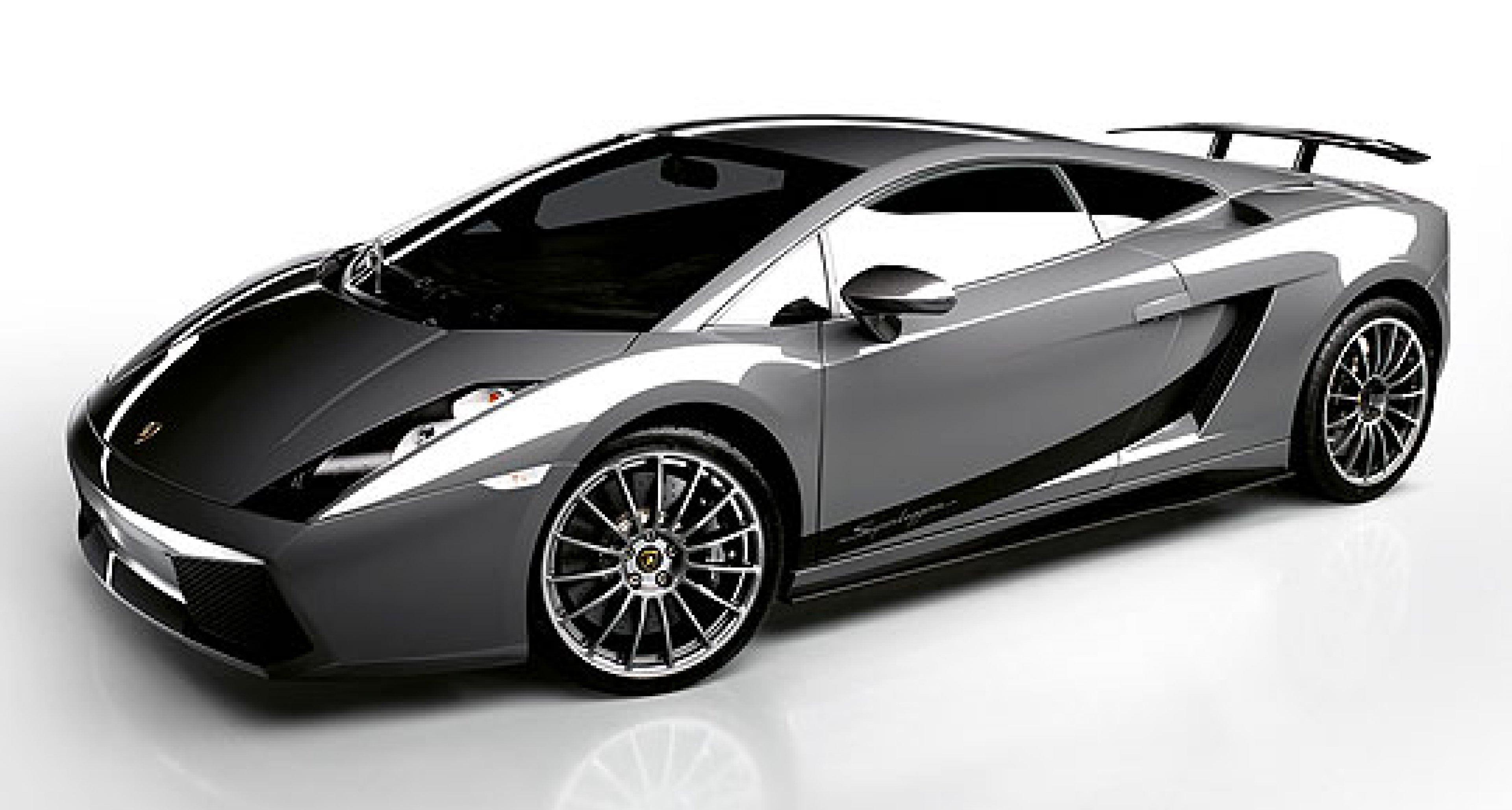 The new Lamborghini Gallardo Superleggera