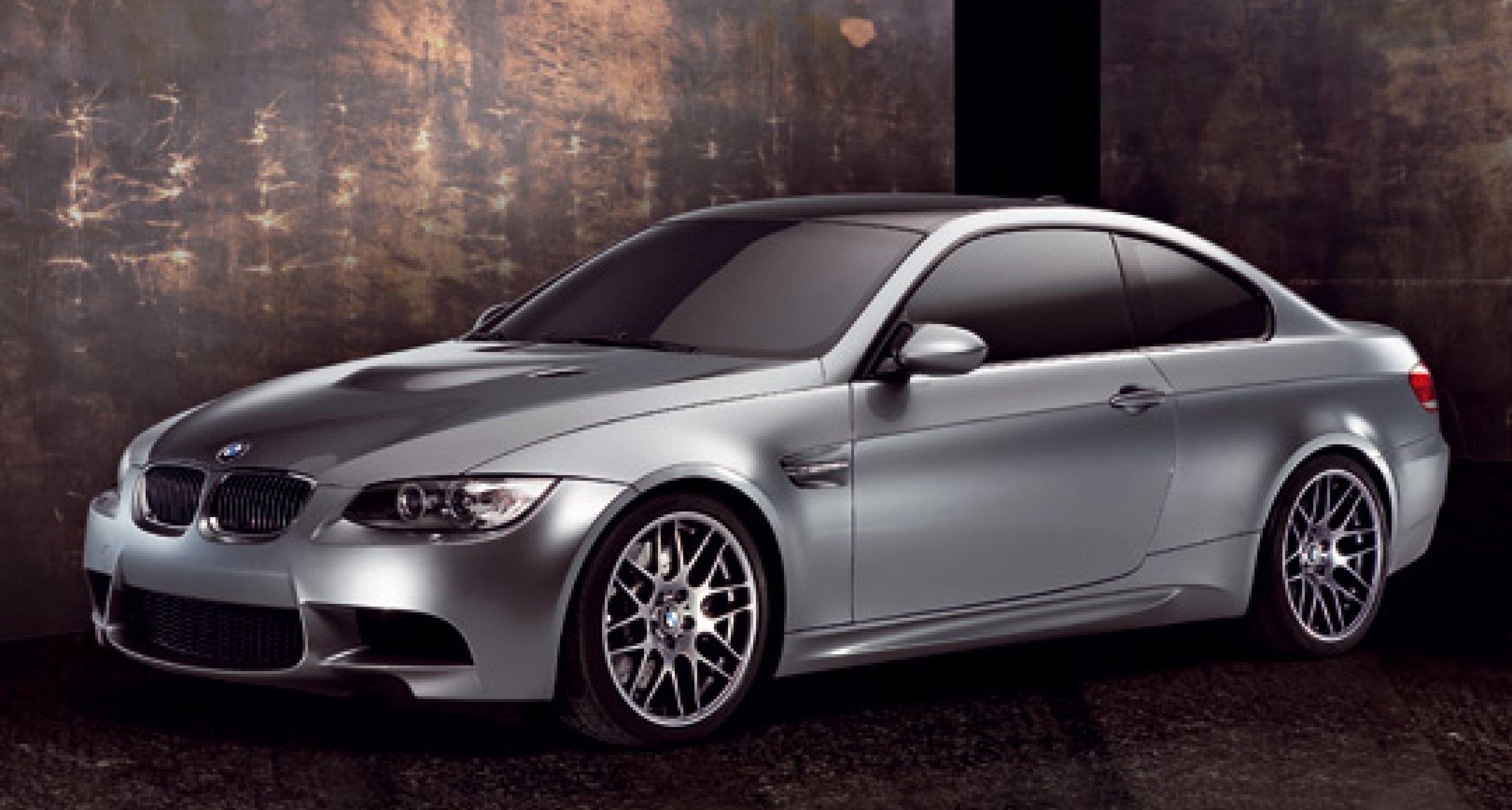 BMW M3 Concept at Geneva 2007