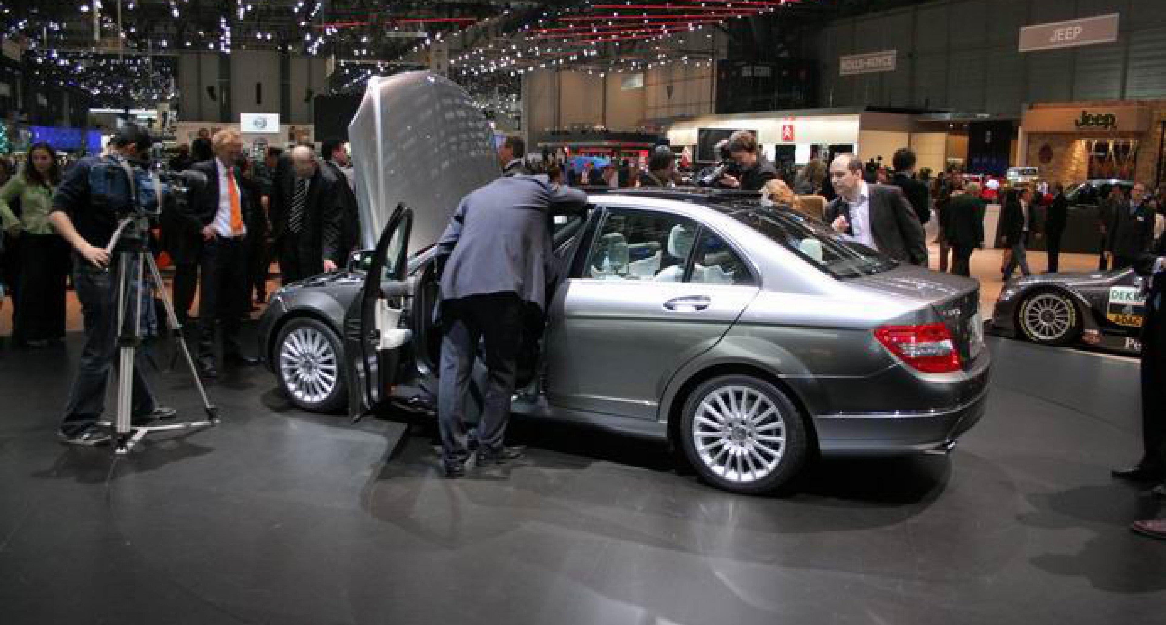 Genfer Automobilsalon 2007: Genfer Enthüllungen