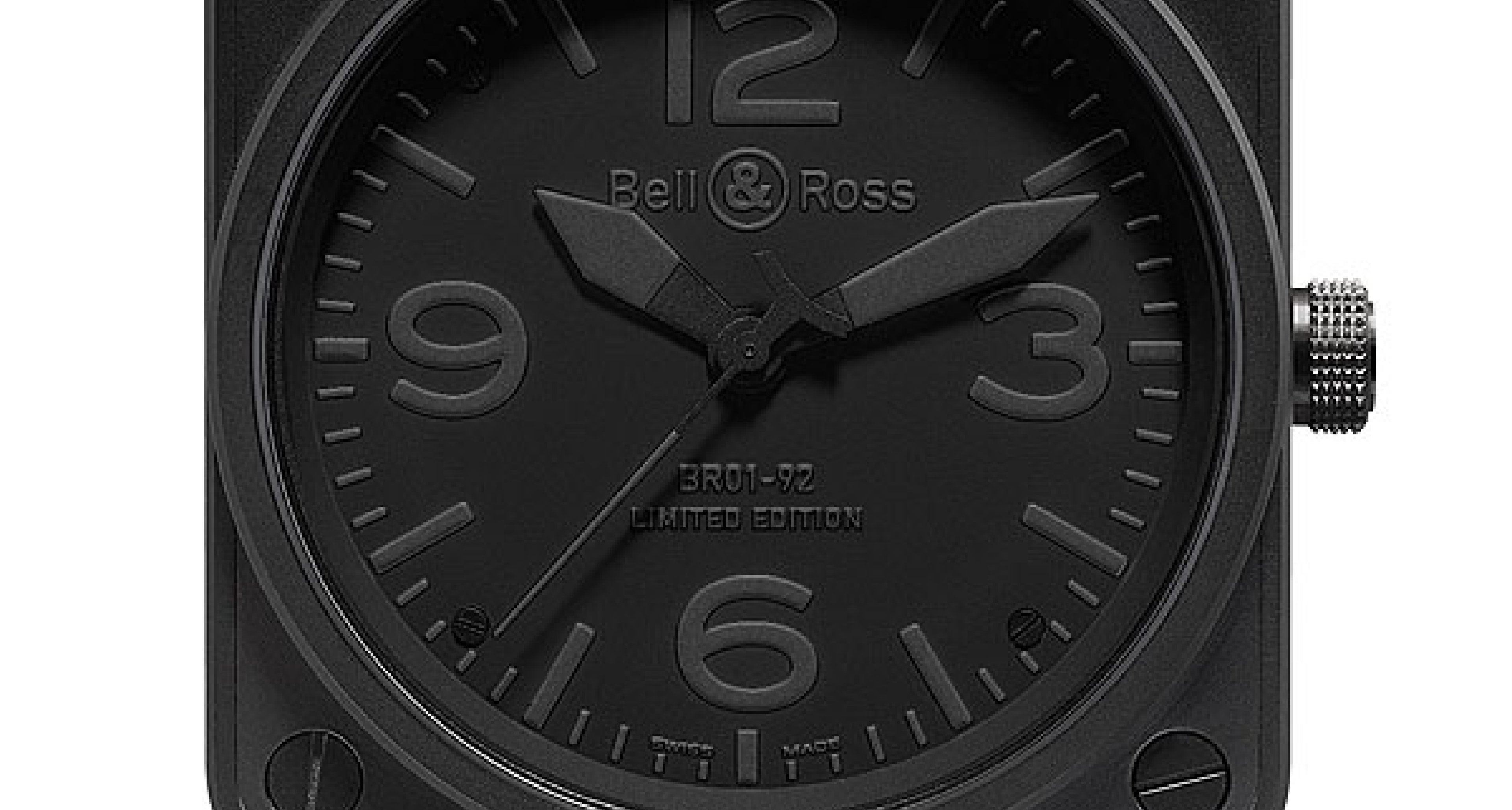Bell & Ross Instrument 2007: A New Colour Palette