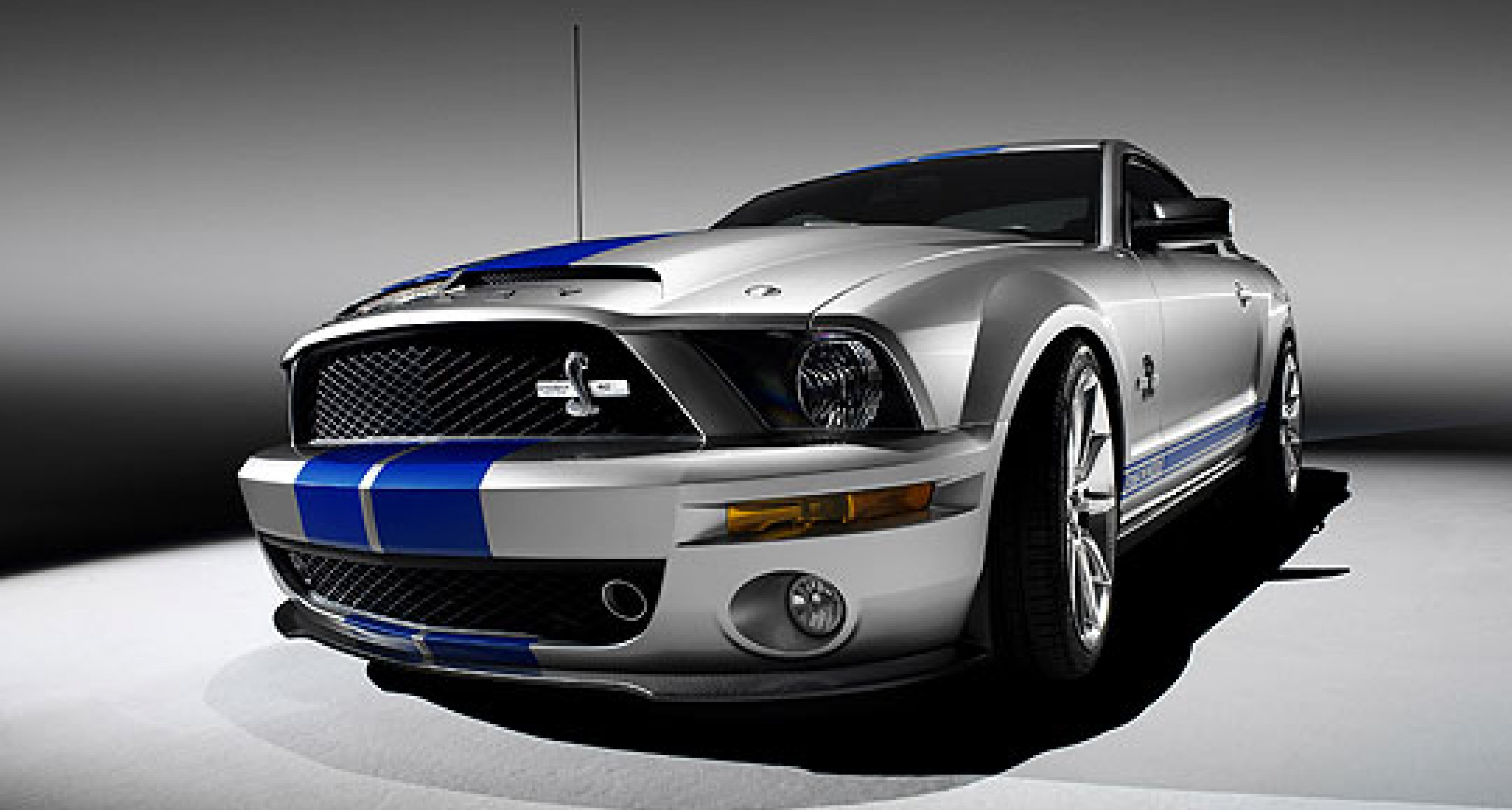 Return of the King - The Ford Shelby GT500KR