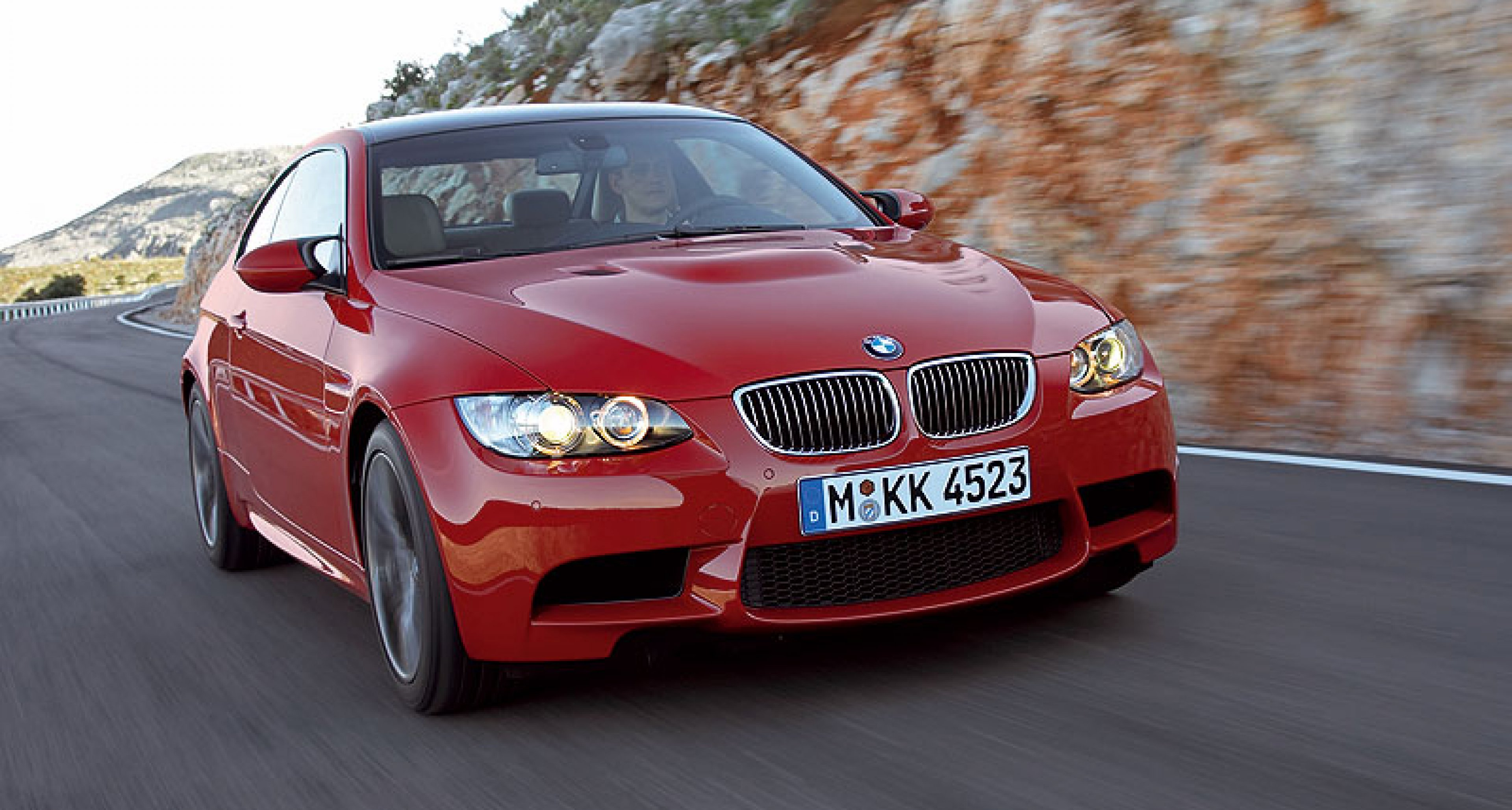 The new BMW M3