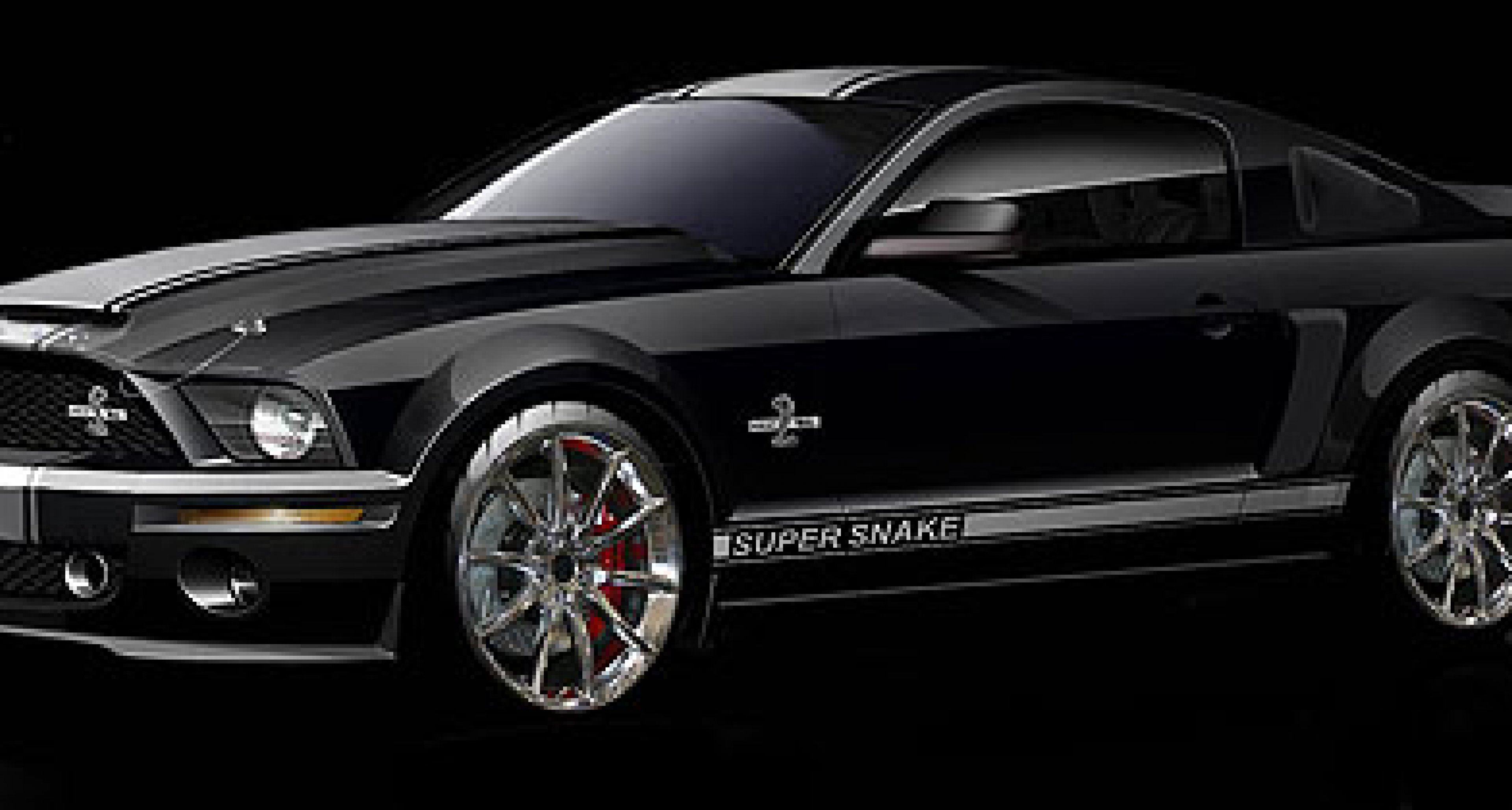"""600+ HP Street Legal Shelby GT500 """"Super Snakes"""""""