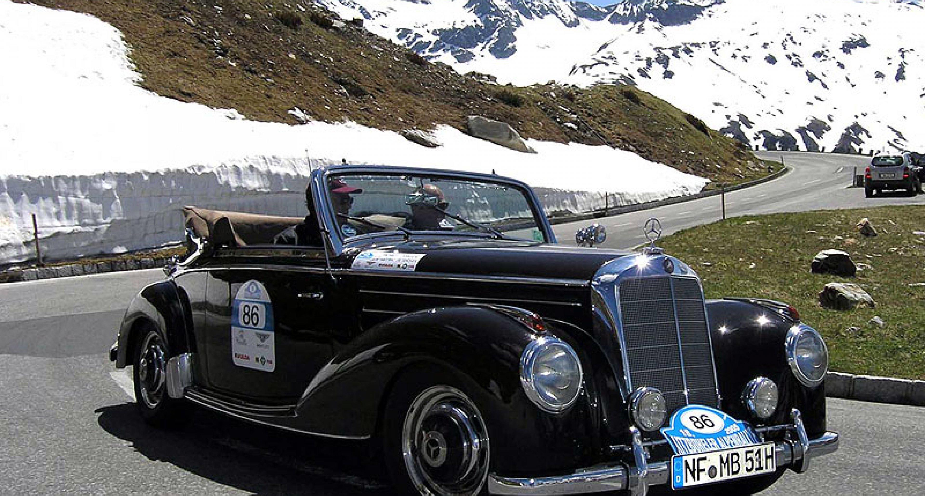 20. Kitzbüheler Alpenrallye: Jubiläum auf dem Dach Österreichs