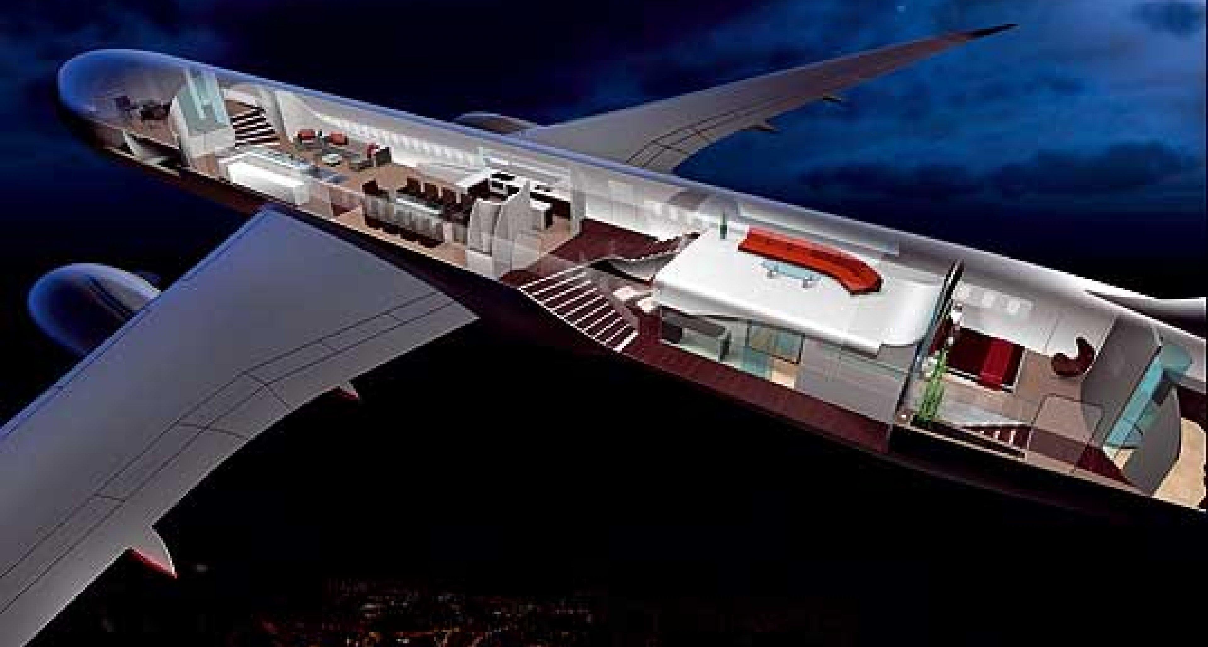 Boeing 787 Dreamliner Business-Jet