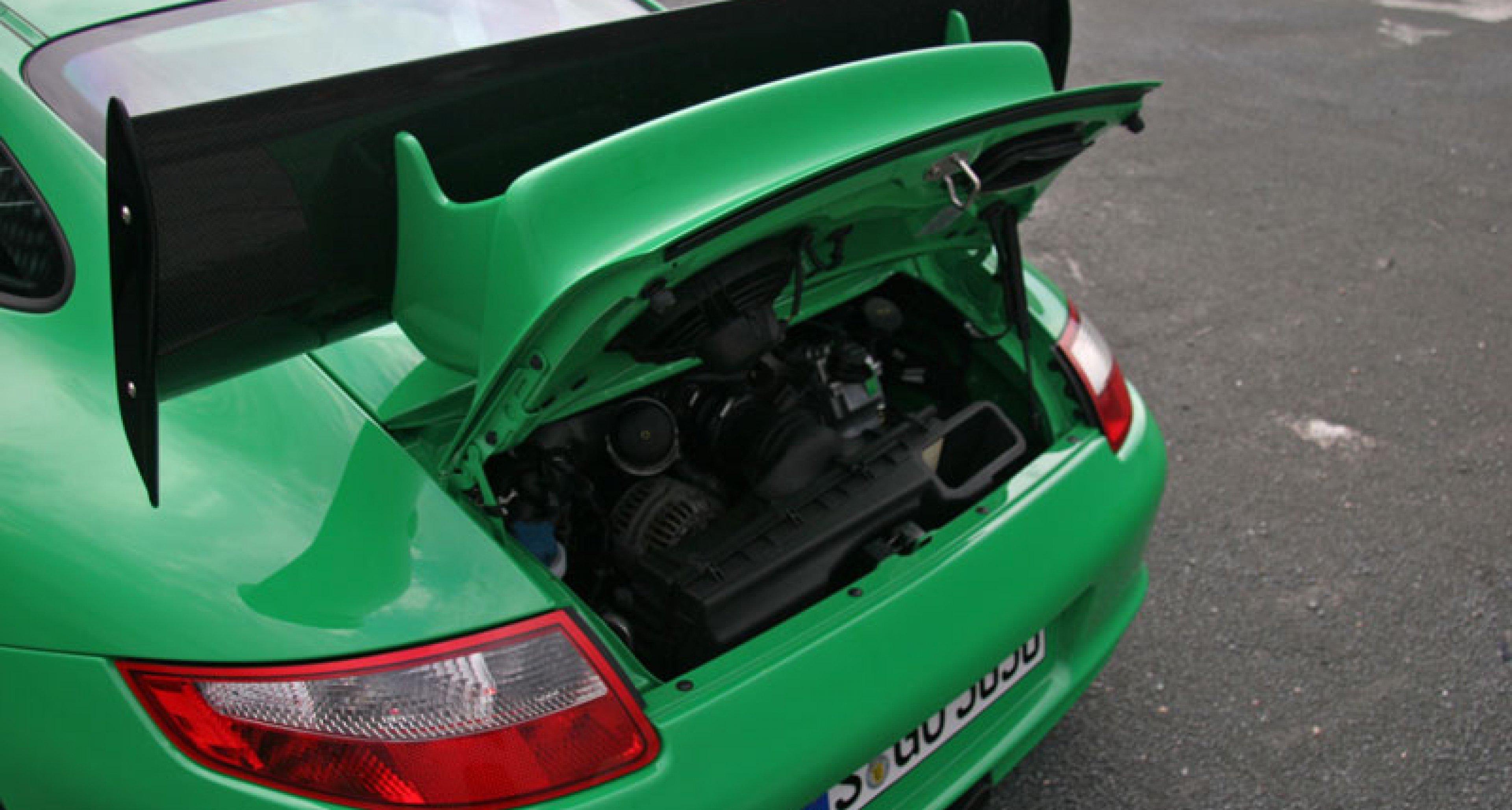 Porsche 911 GT3 RS & Lamborghini Gallardo Superleggera