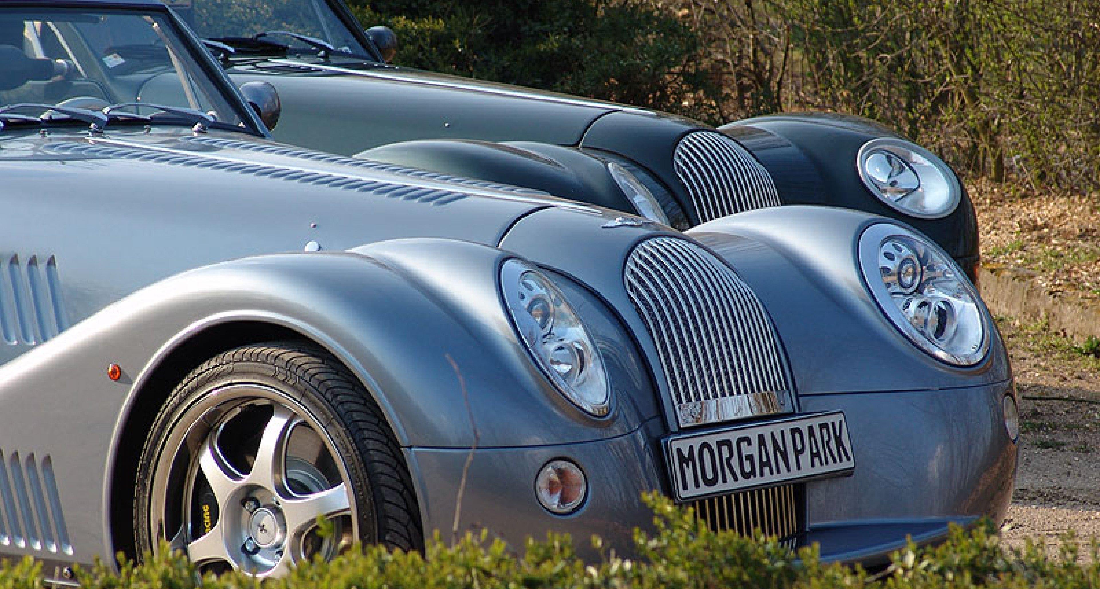 Morgan Aero 8 Development Car vs. Morgan Aero 8 Mk III