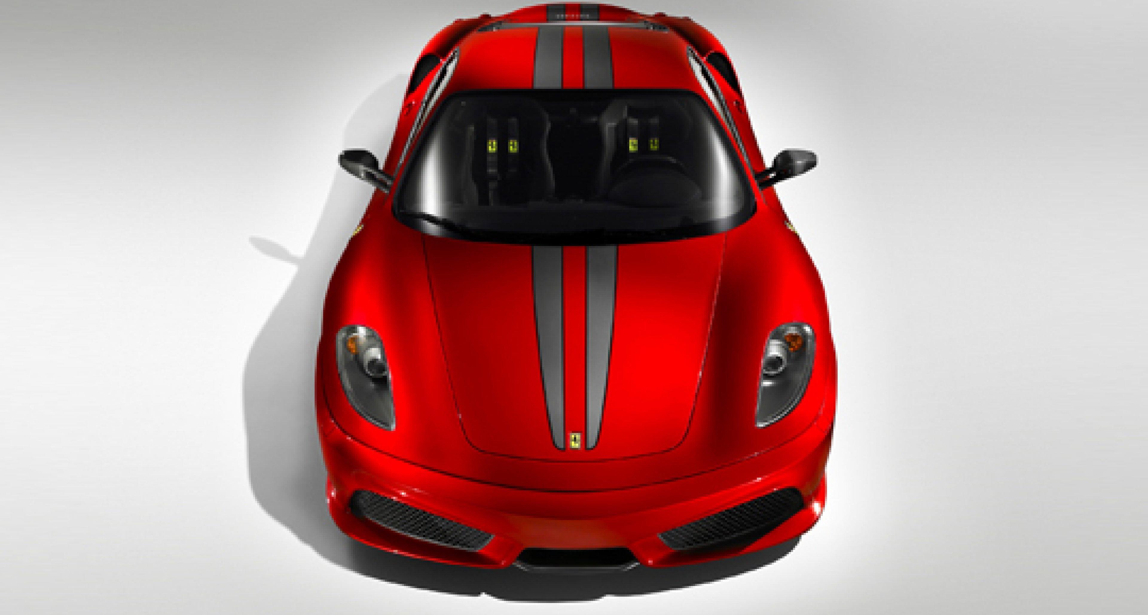 Ferrari F430 Scuderia - Pferdescheumachen