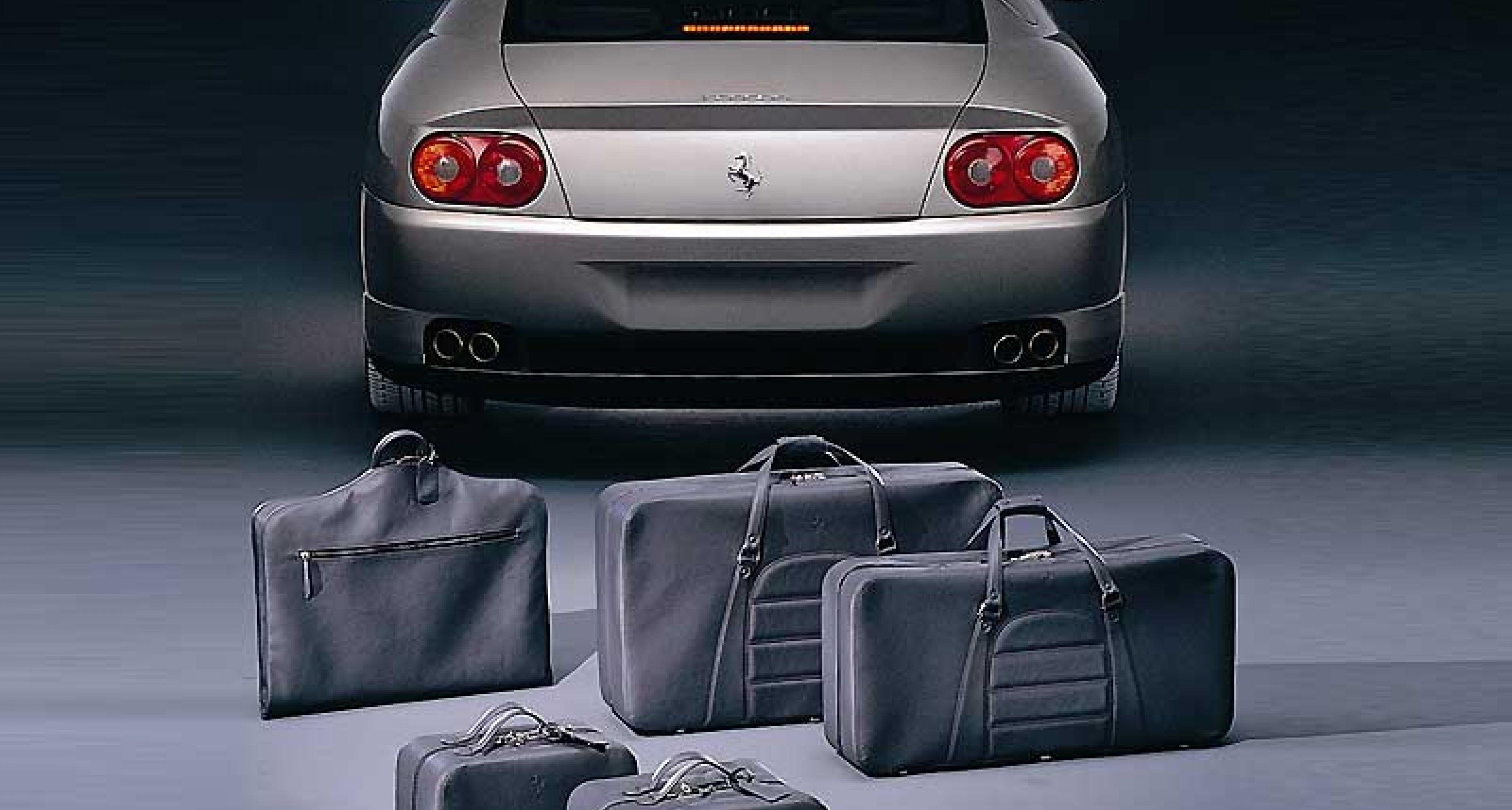 Schedoni: Exclusive Ferrari Collection